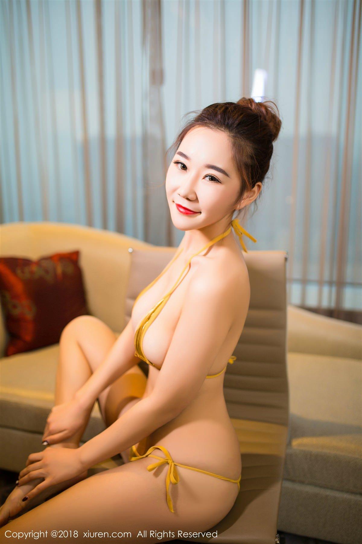 XiuRen No.938 34P, Mian Hua Tang, Xiuren