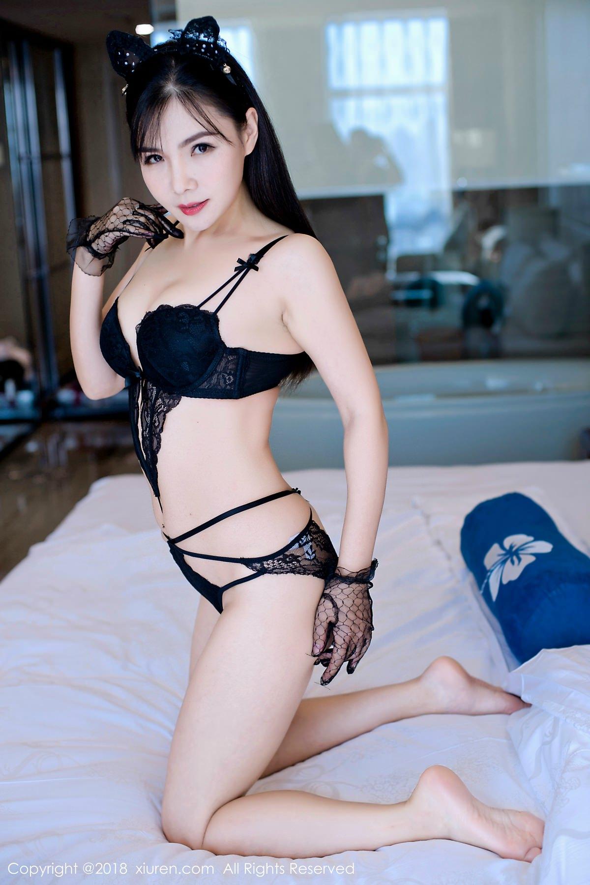 XiuRen No.941 35P, Ding Xiao Na, Xiuren