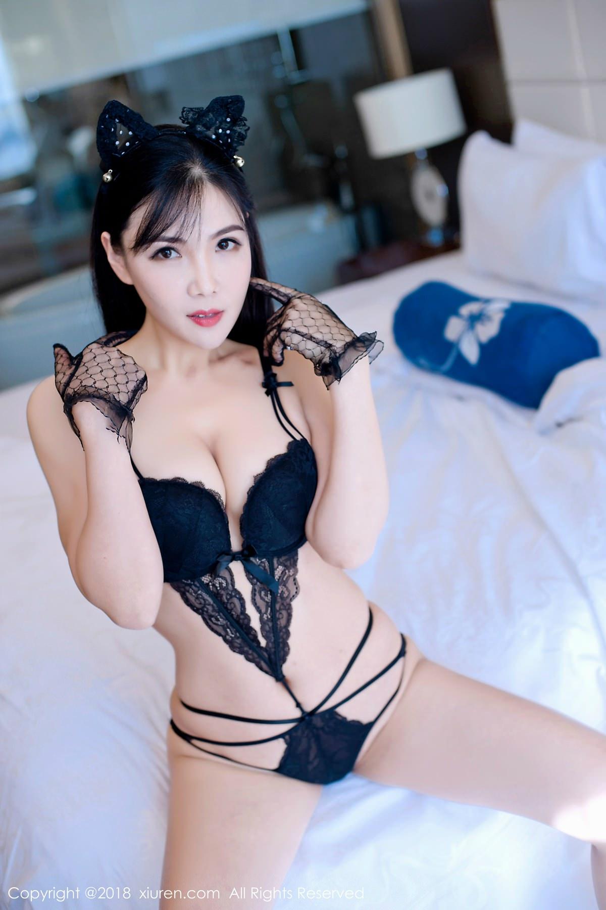 XiuRen No.941 43P, Ding Xiao Na, Xiuren