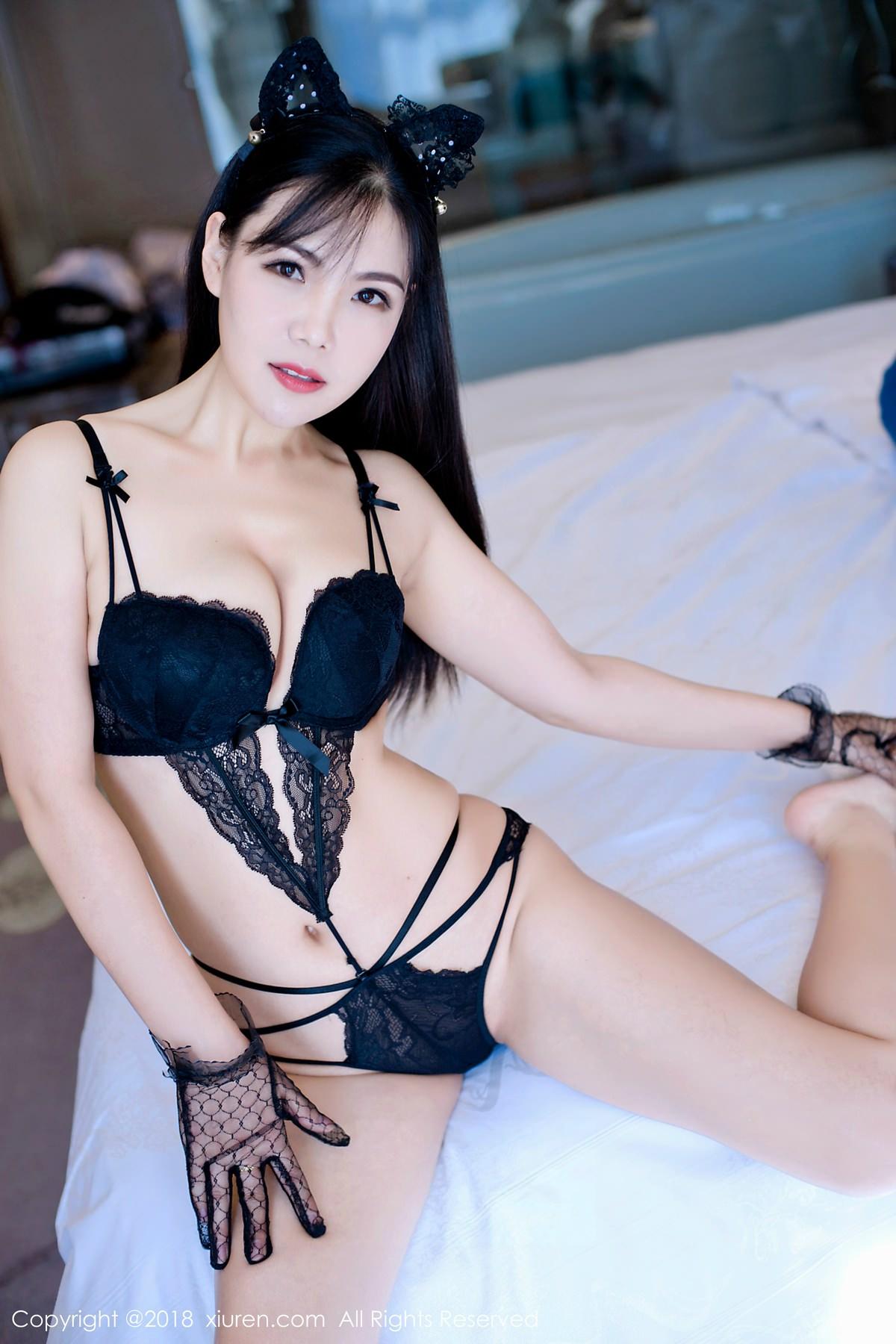 XiuRen No.941 9P, Ding Xiao Na, Xiuren