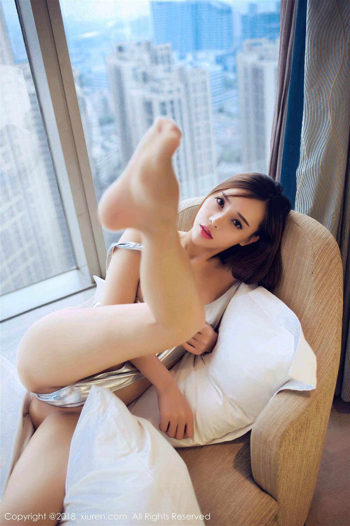 XiuRen No.946 12P, Ai Xiao Qing, Xiuren