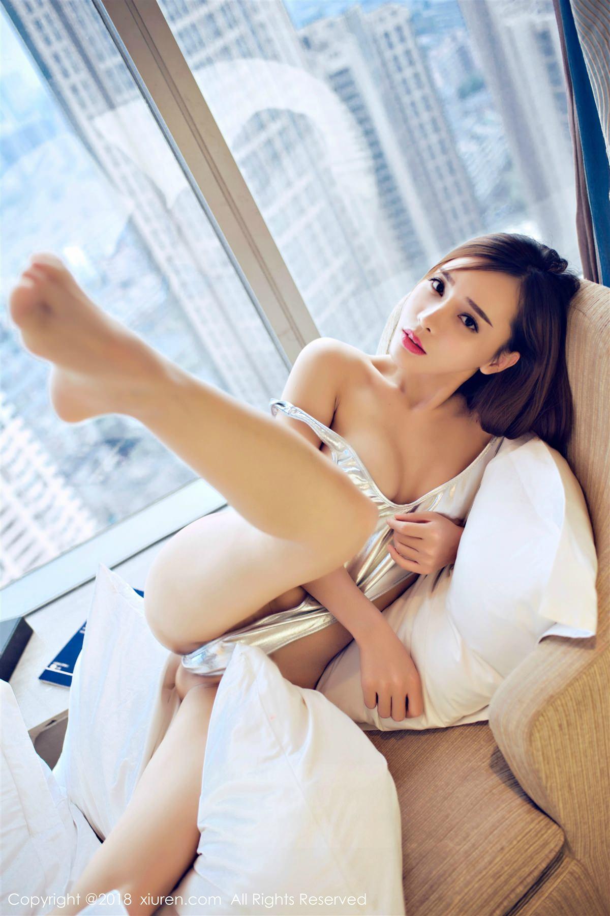 XiuRen No.946 13P, Ai Xiao Qing, Xiuren