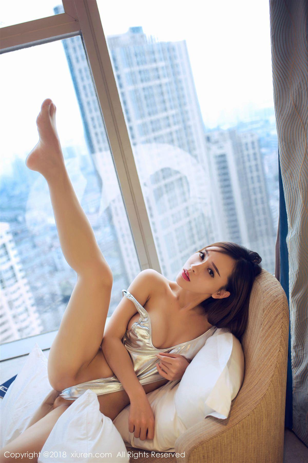 XiuRen No.946 14P, Ai Xiao Qing, Xiuren