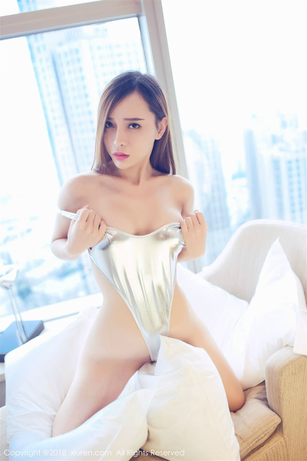 XiuRen No.946 17P, Ai Xiao Qing, Xiuren
