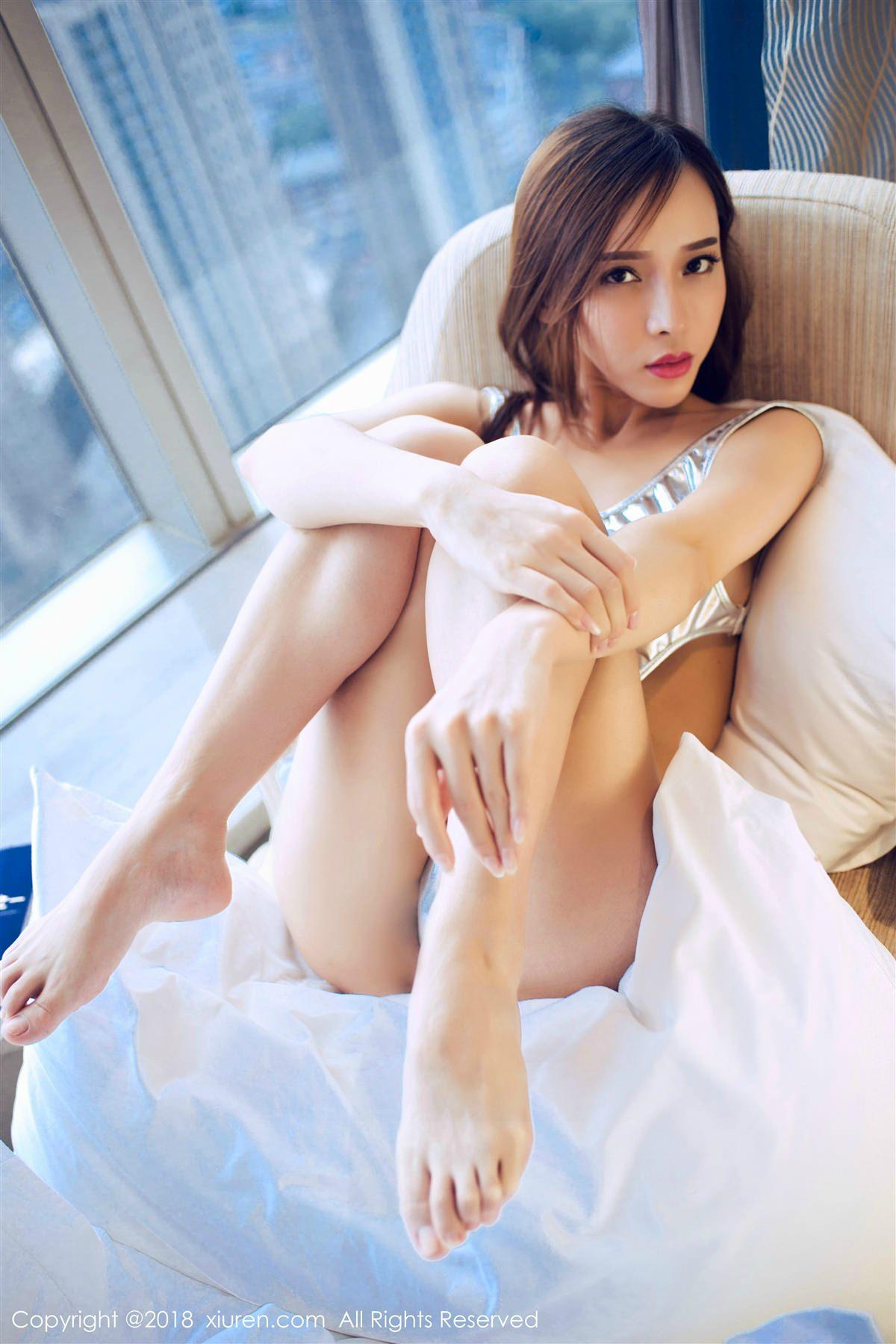 XiuRen No.946 19P, Ai Xiao Qing, Xiuren
