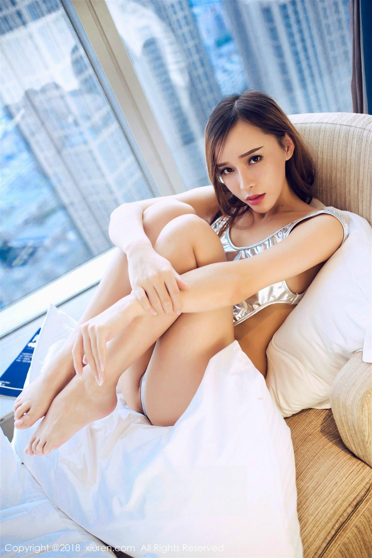 XiuRen No.946 21P, Ai Xiao Qing, Xiuren