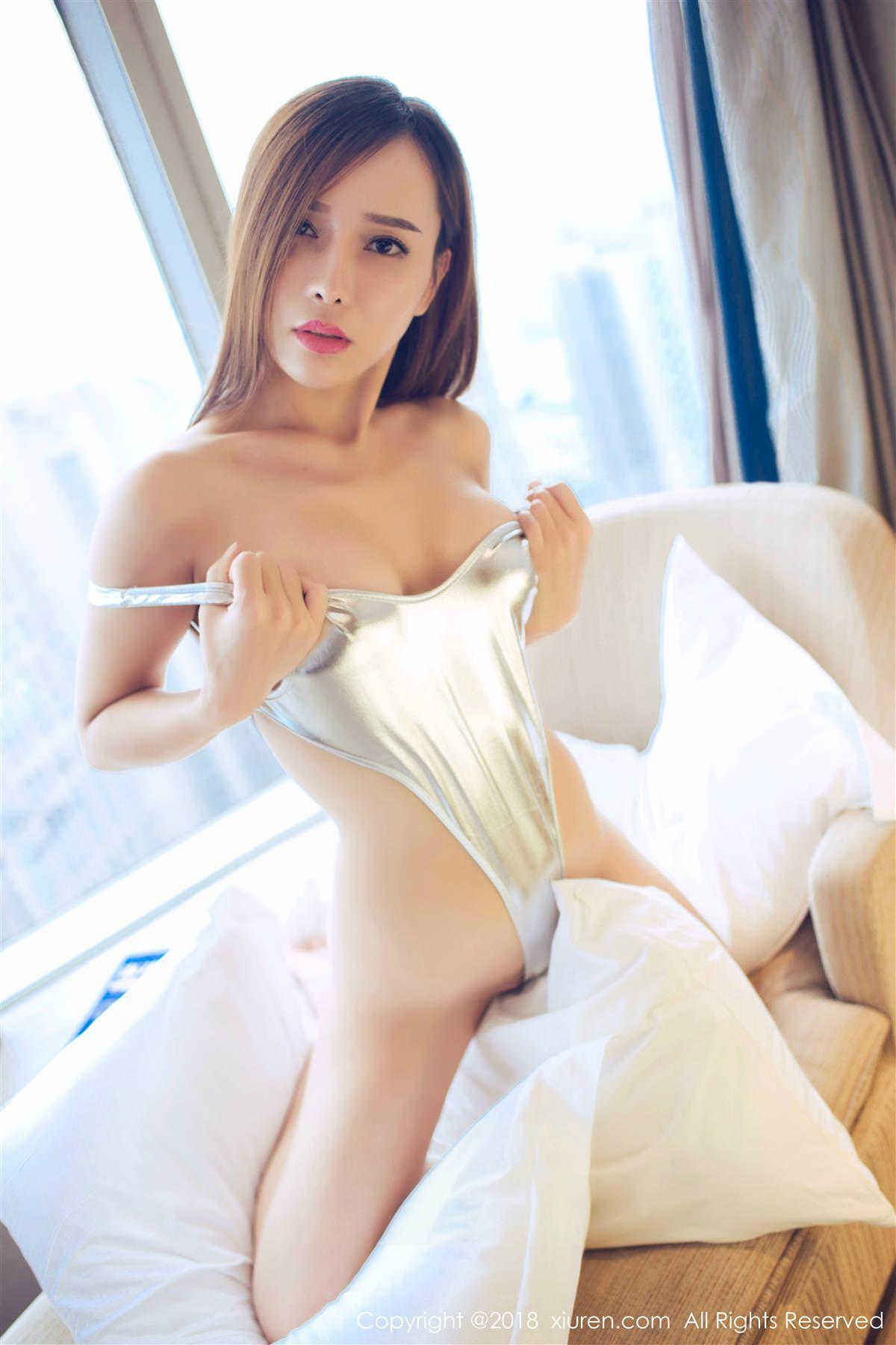 XiuRen No.946 27P, Ai Xiao Qing, Xiuren