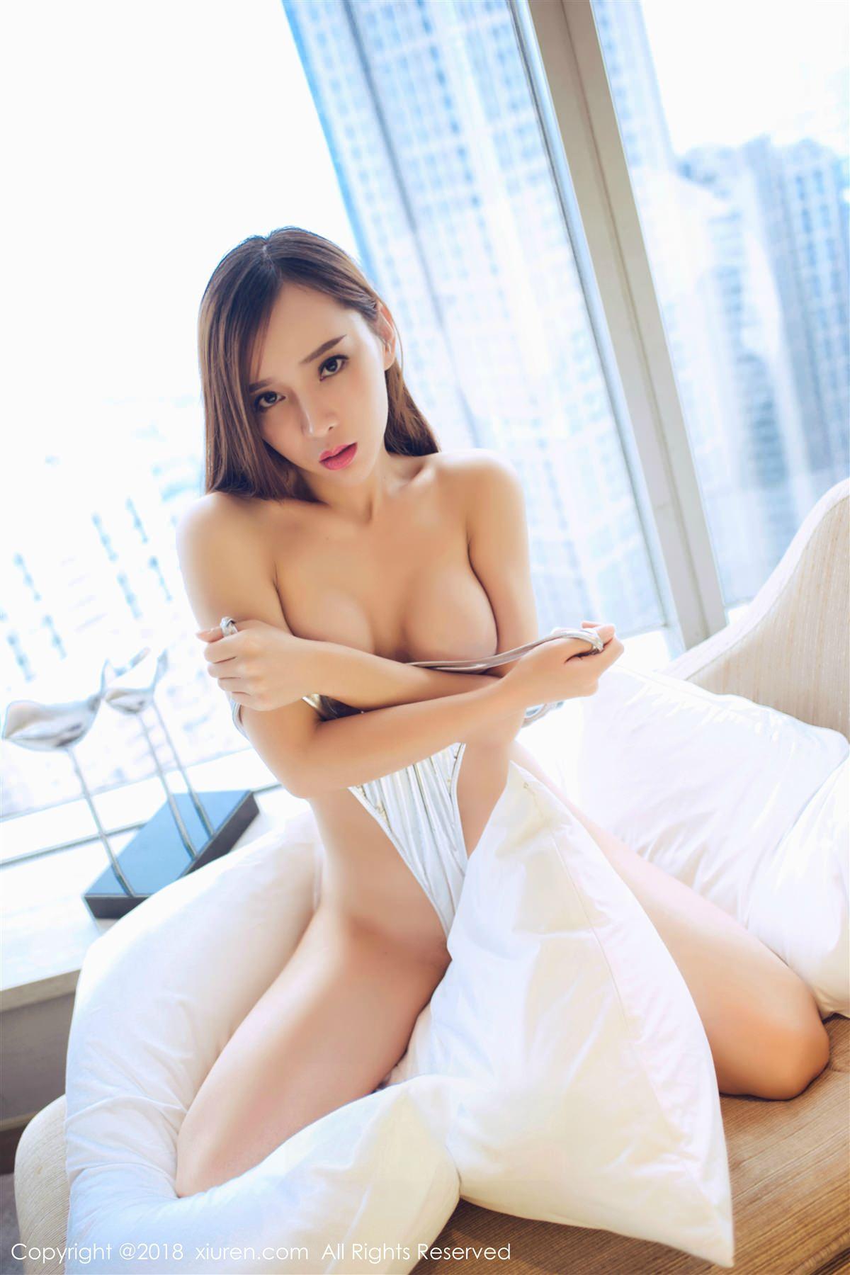 XiuRen No.946 34P, Ai Xiao Qing, Xiuren