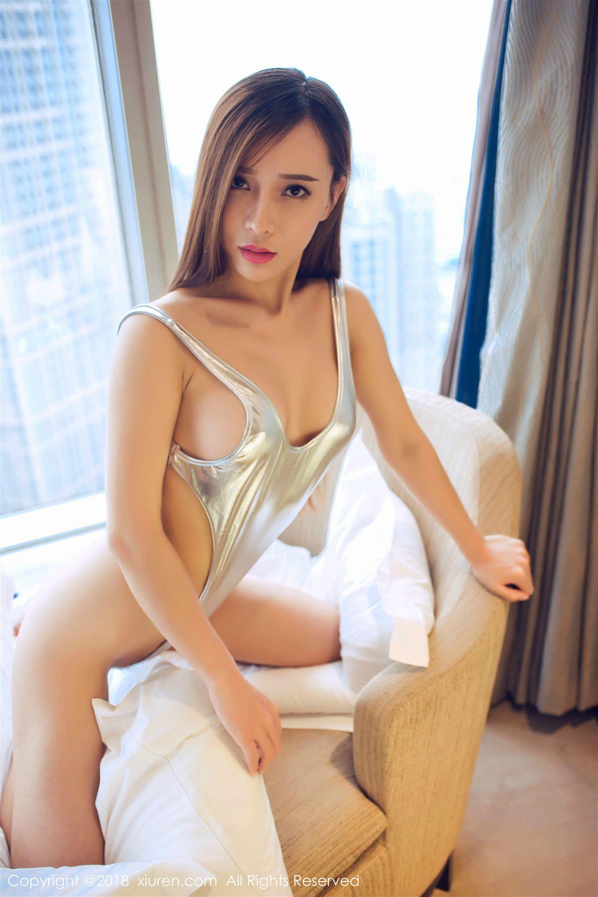 XiuRen No.946 36P, Ai Xiao Qing, Xiuren