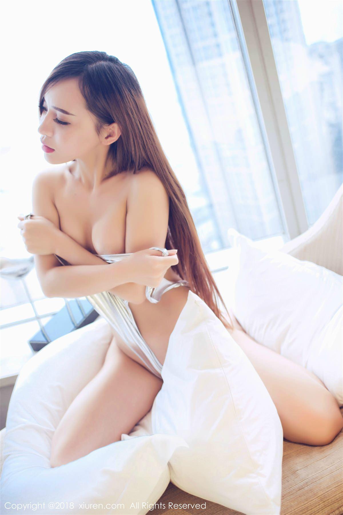 XiuRen No.946 44P, Ai Xiao Qing, Xiuren