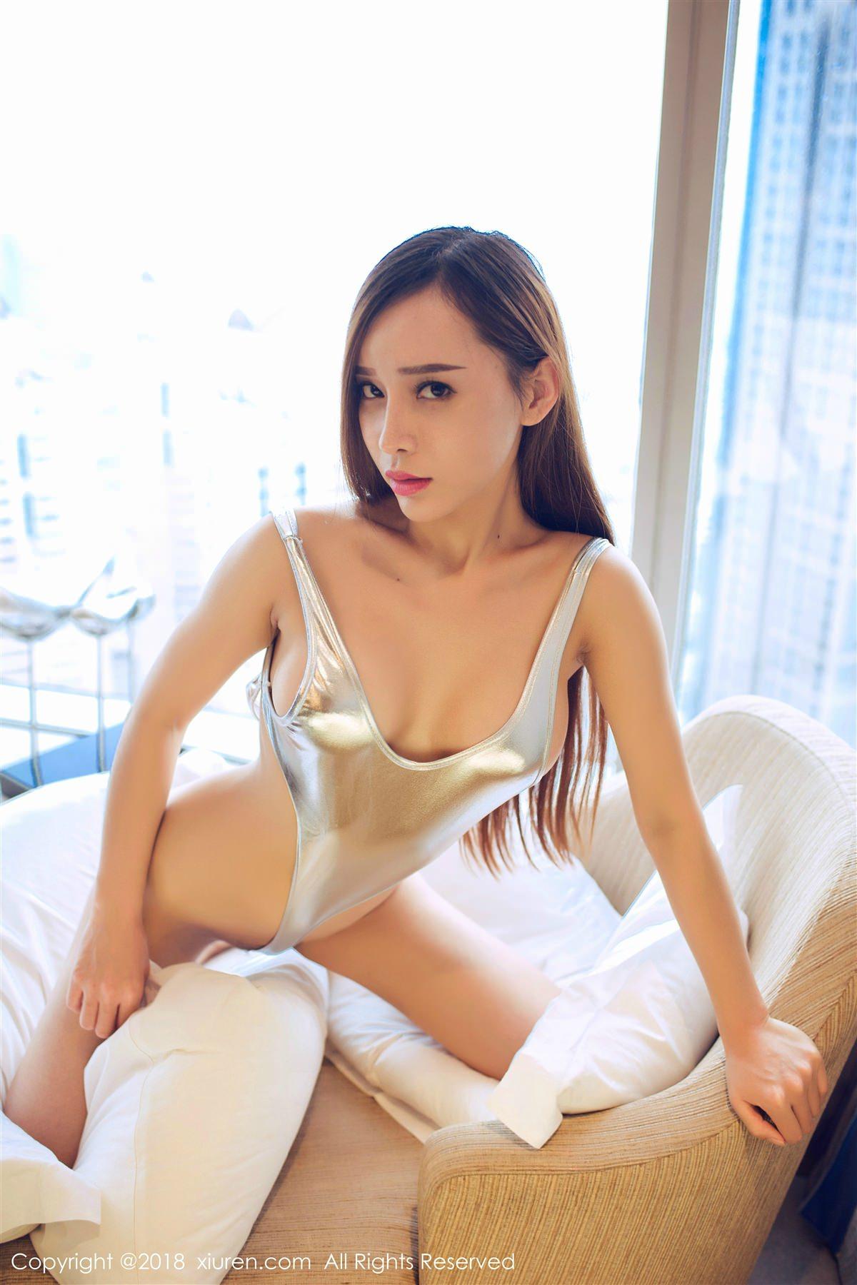 XiuRen No.946 45P, Ai Xiao Qing, Xiuren