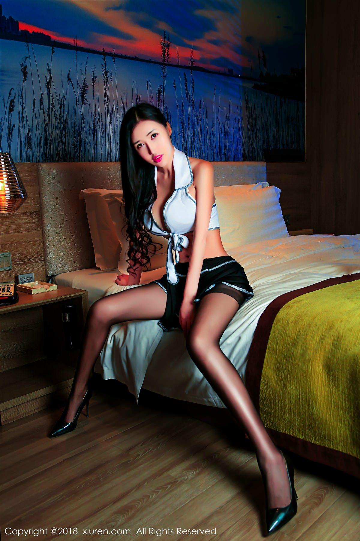 XiuRen No.947 43P, Xiuren, Yu Xin Man