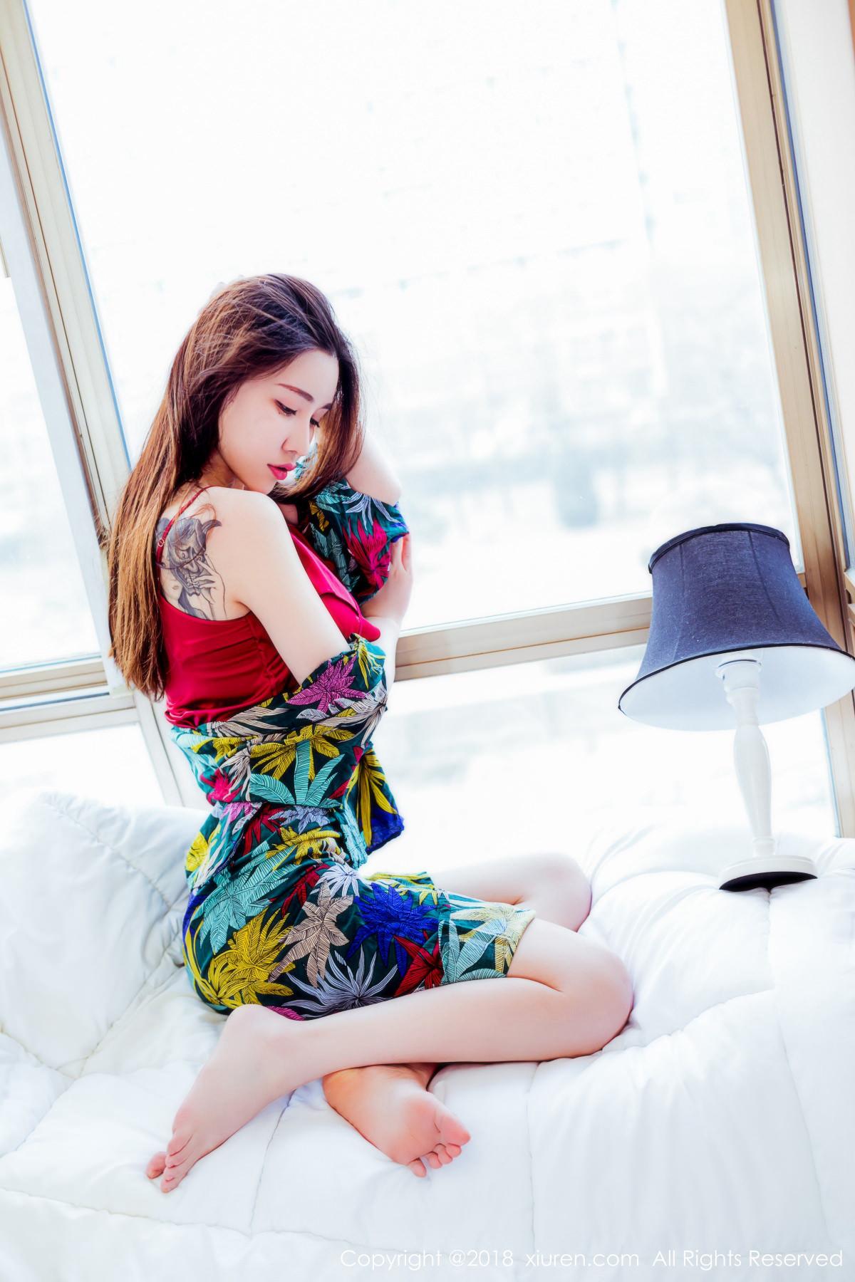 XiuRen No.959 18P, Mei Xin, Xiuren