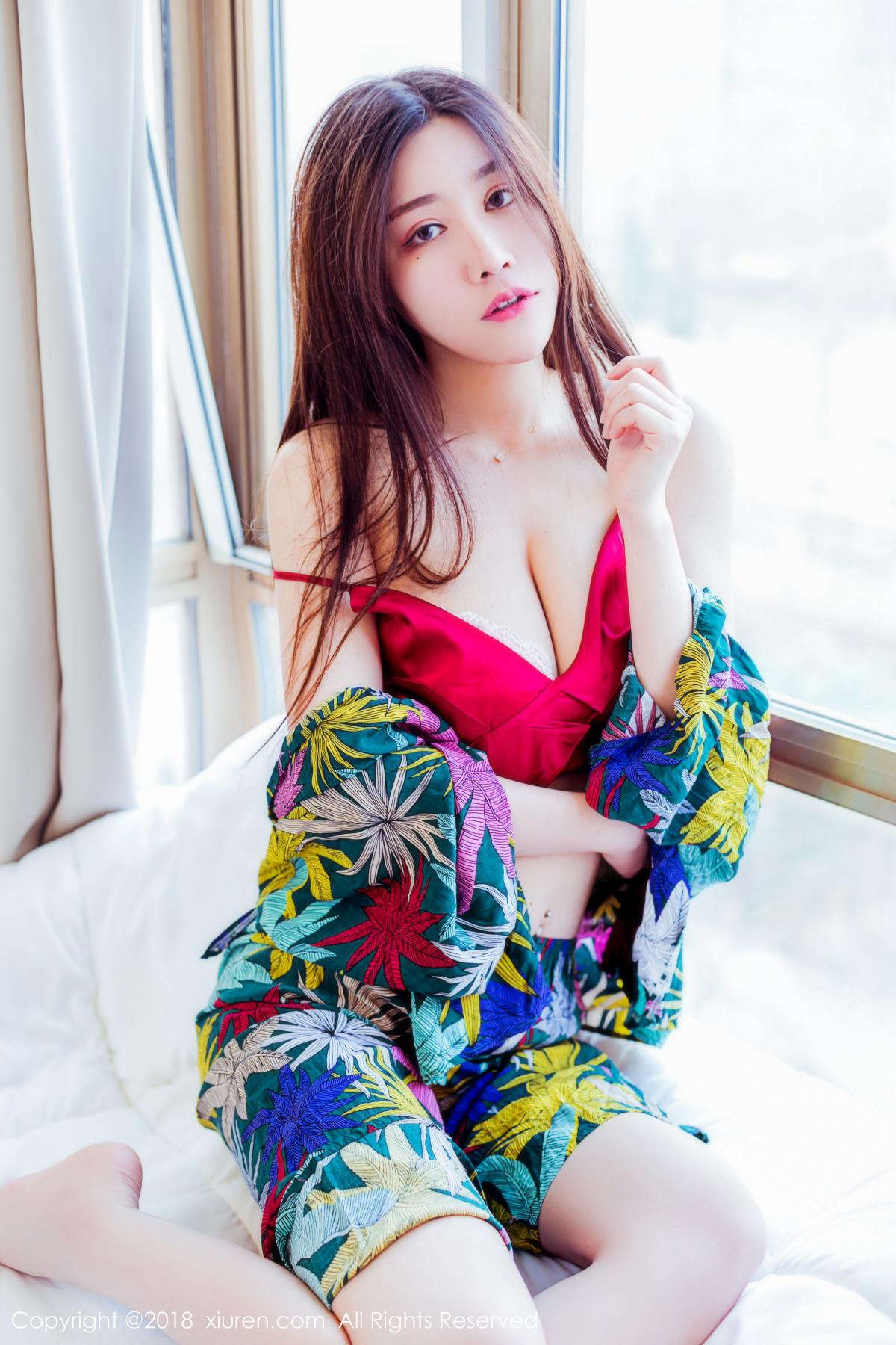 XiuRen No.959 24P, Mei Xin, Xiuren