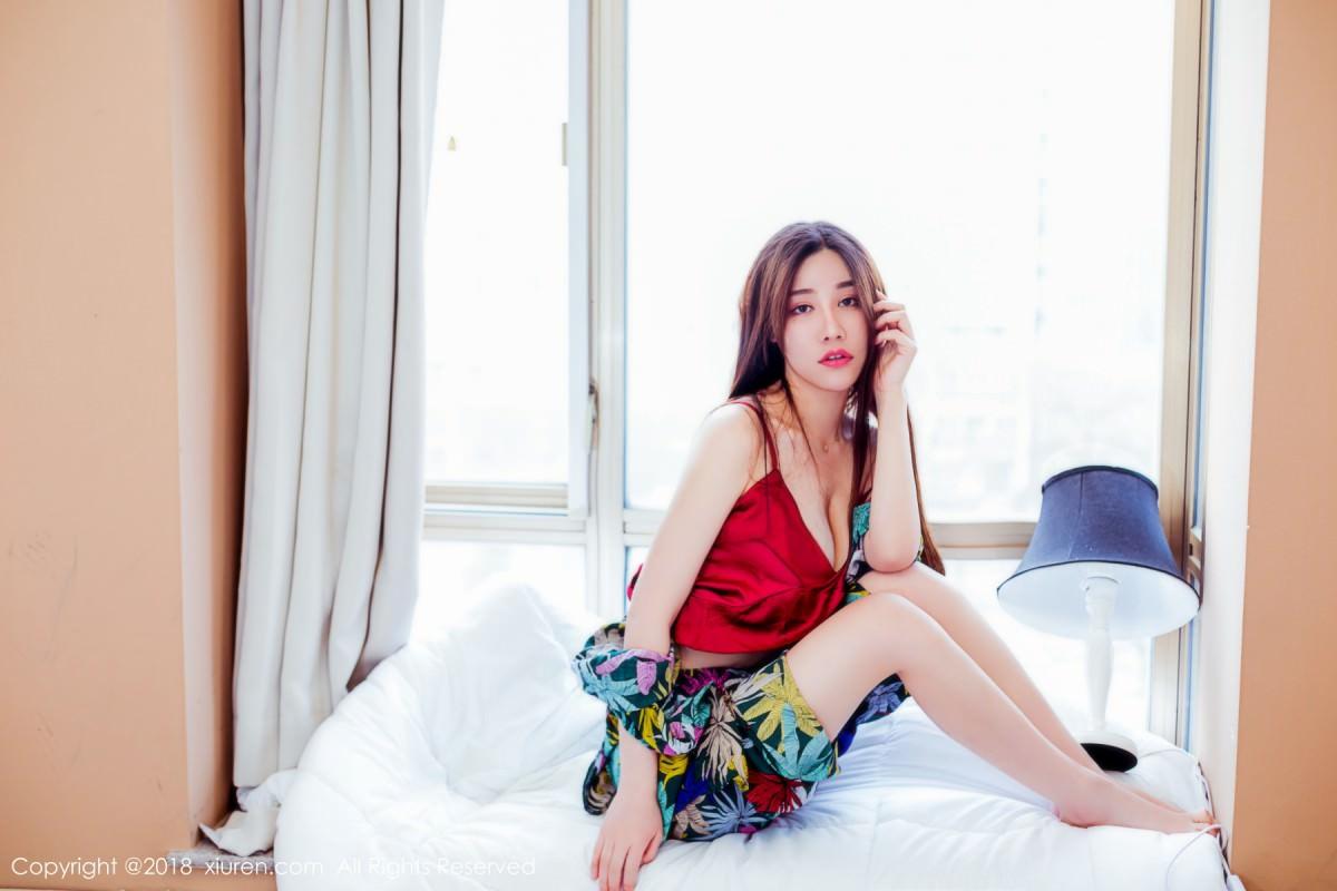 XiuRen No.959 3P, Mei Xin, Xiuren