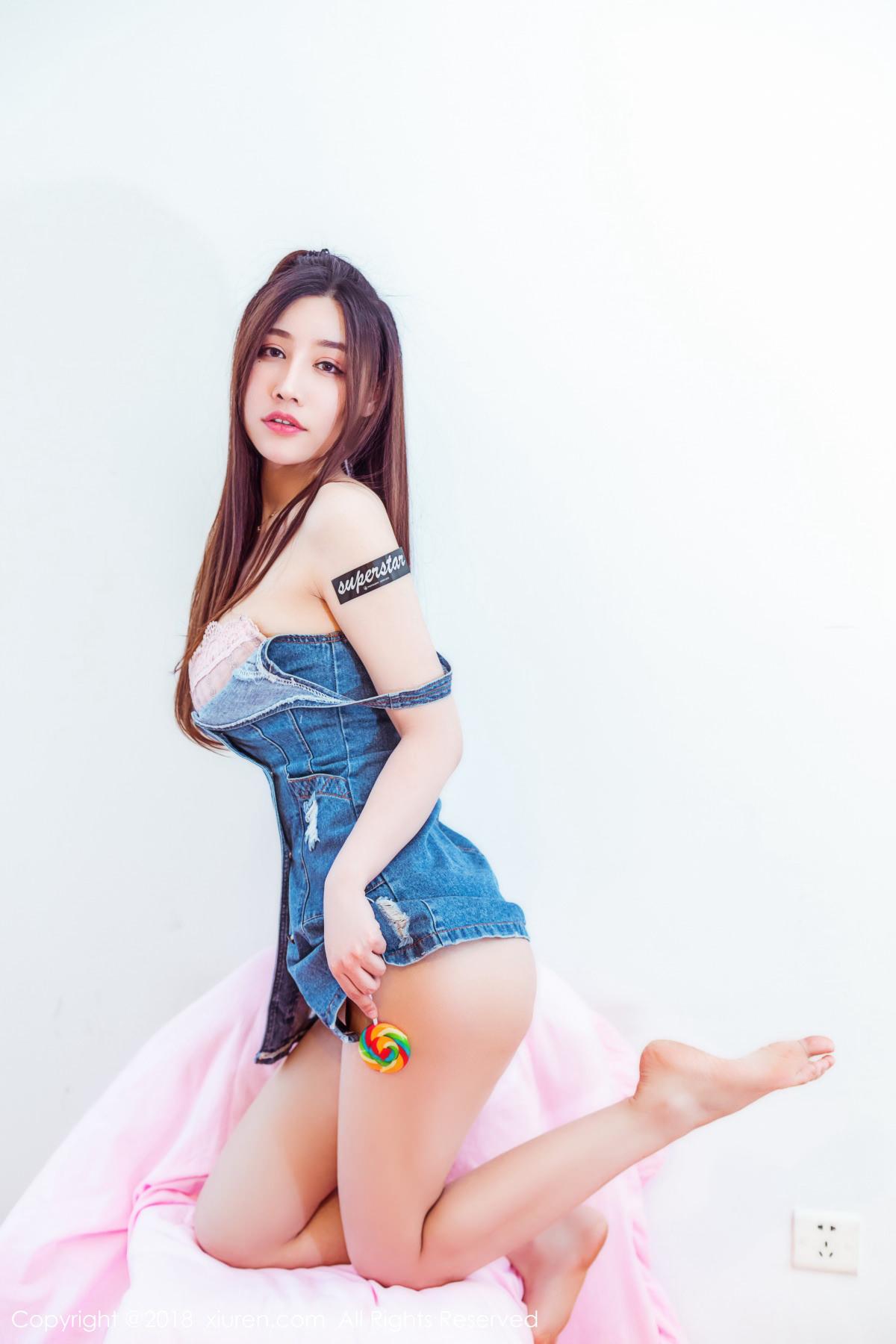 XiuRen No.959 44P, Mei Xin, Xiuren