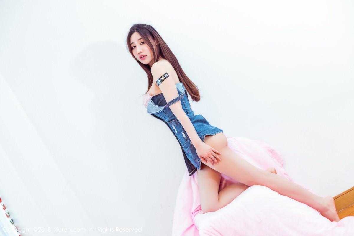 XiuRen No.959 46P, Mei Xin, Xiuren