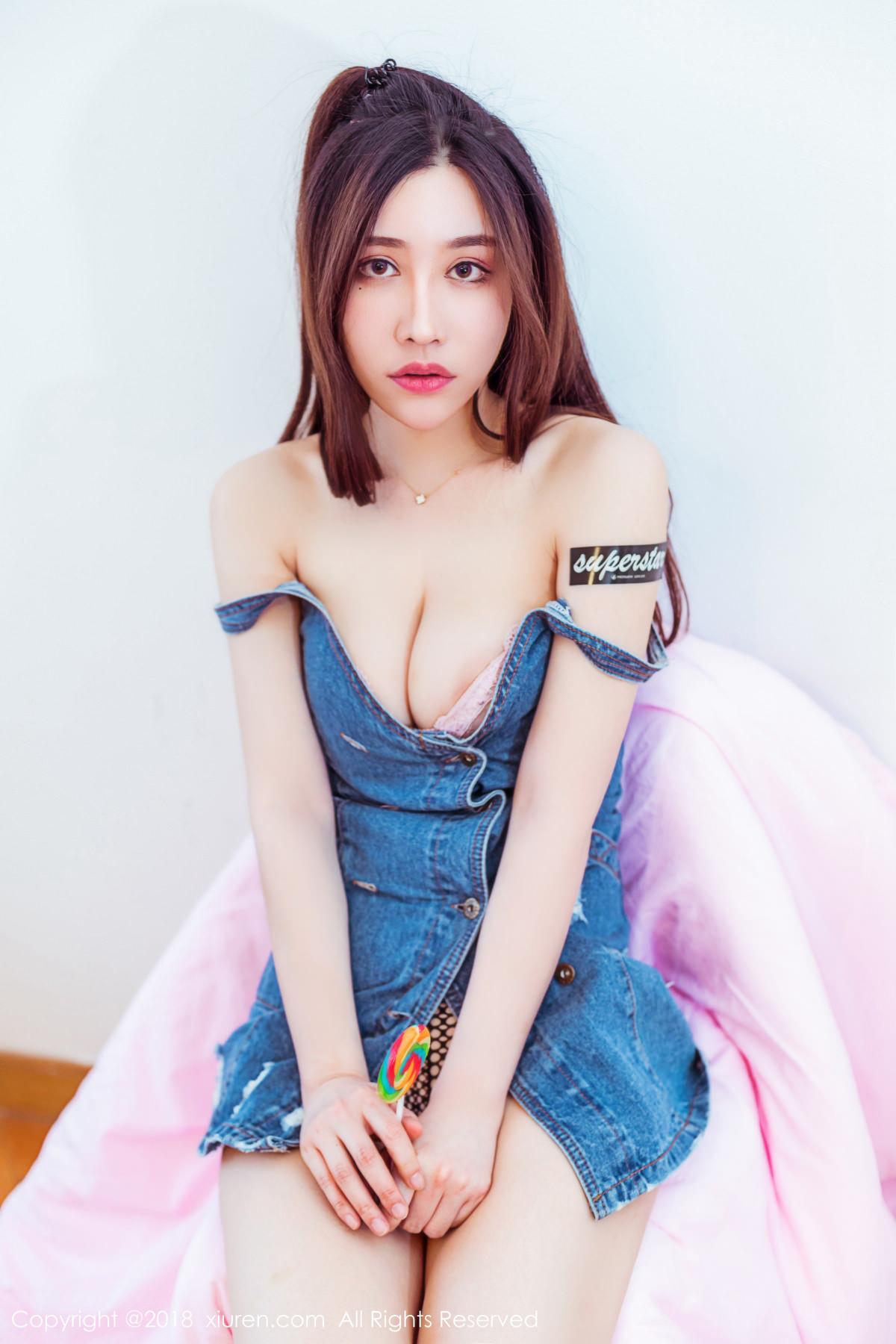 XiuRen No.959 55P, Mei Xin, Xiuren
