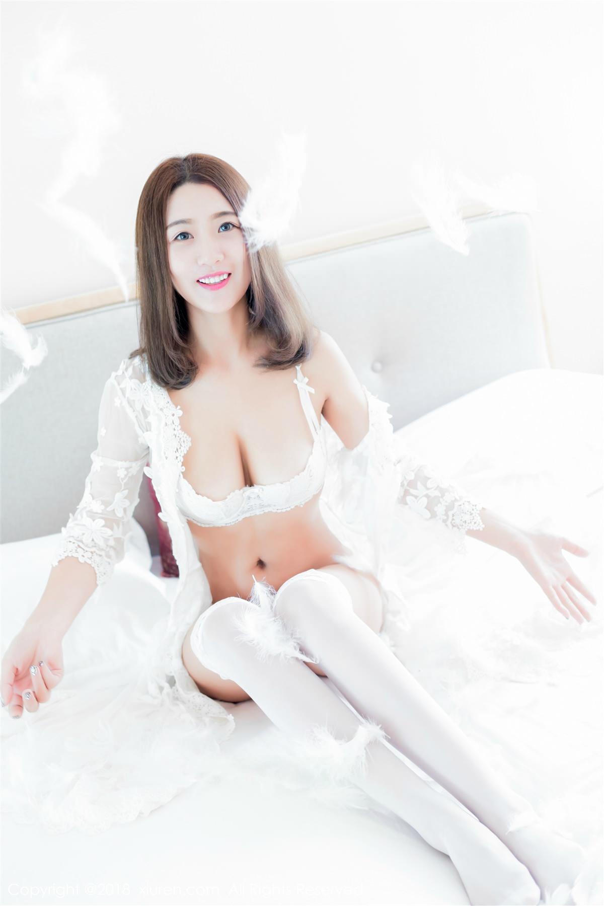 XiuRen No.969 16P, Xiao Xiao Xiao Qi, Xiuren