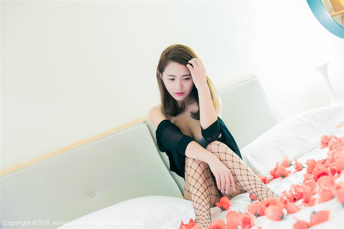 XiuRen No.969 56P, Xiao Xiao Xiao Qi, Xiuren