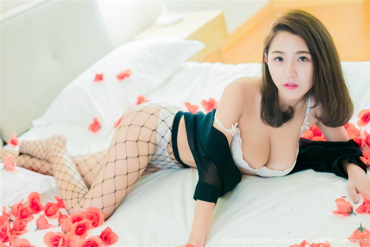 XiuRen No.969 61P, Xiao Xiao Xiao Qi, Xiuren