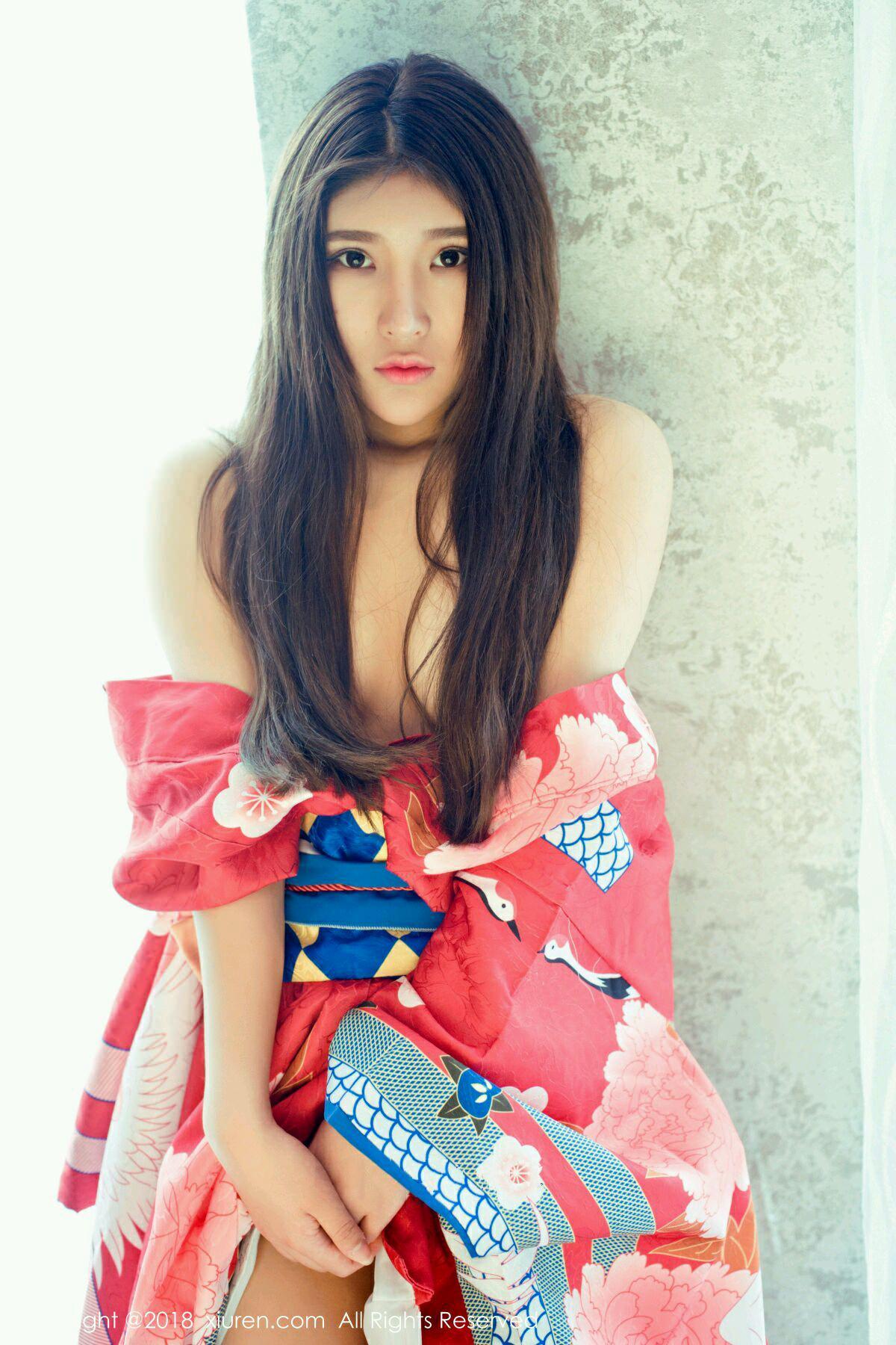XiuRen No.973 31P, Dang Ran Shi Xiao Xiong Ya, Xiuren