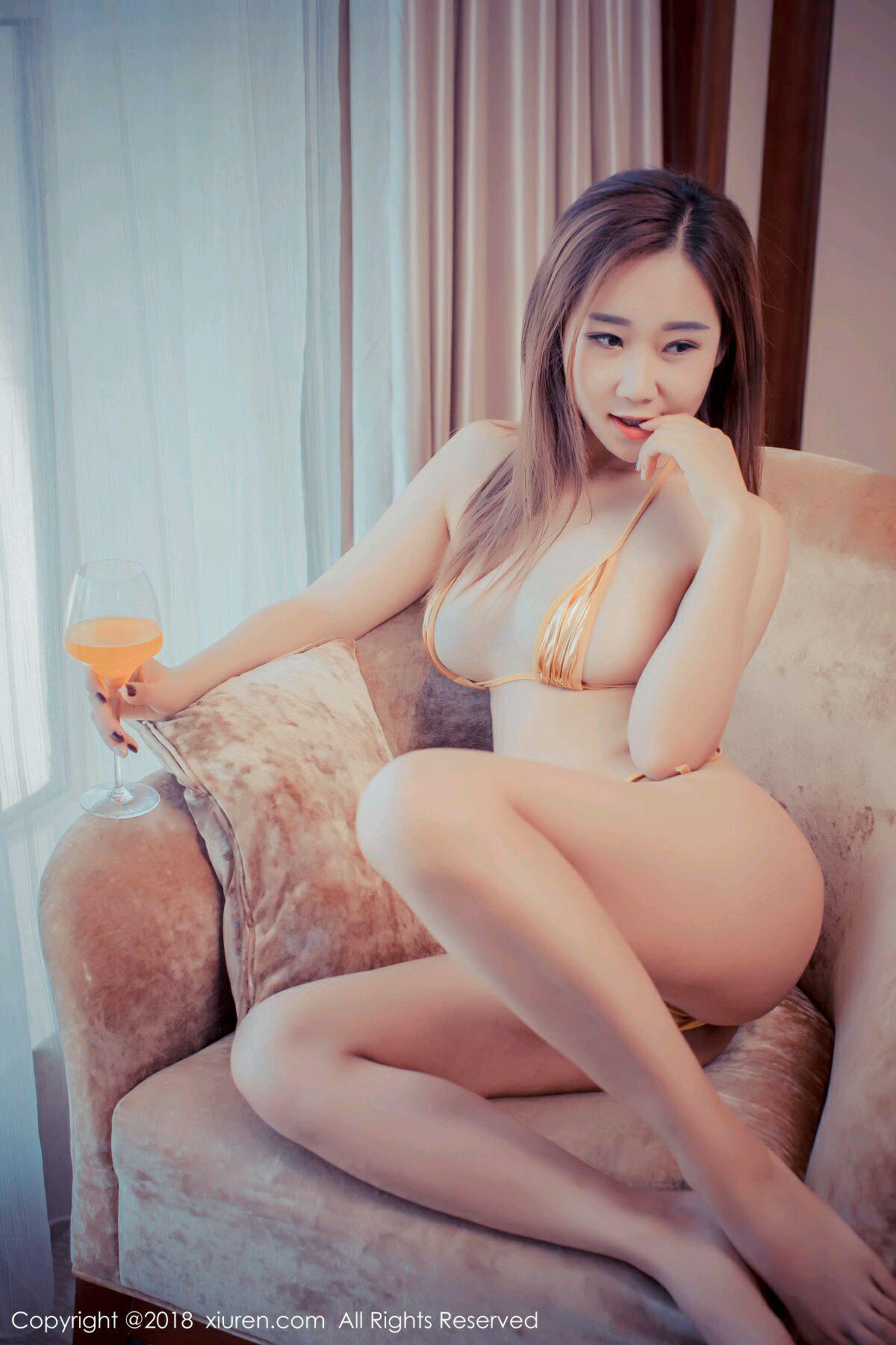XiuRen No.974 17P, Mian Hua Tang, Xiuren