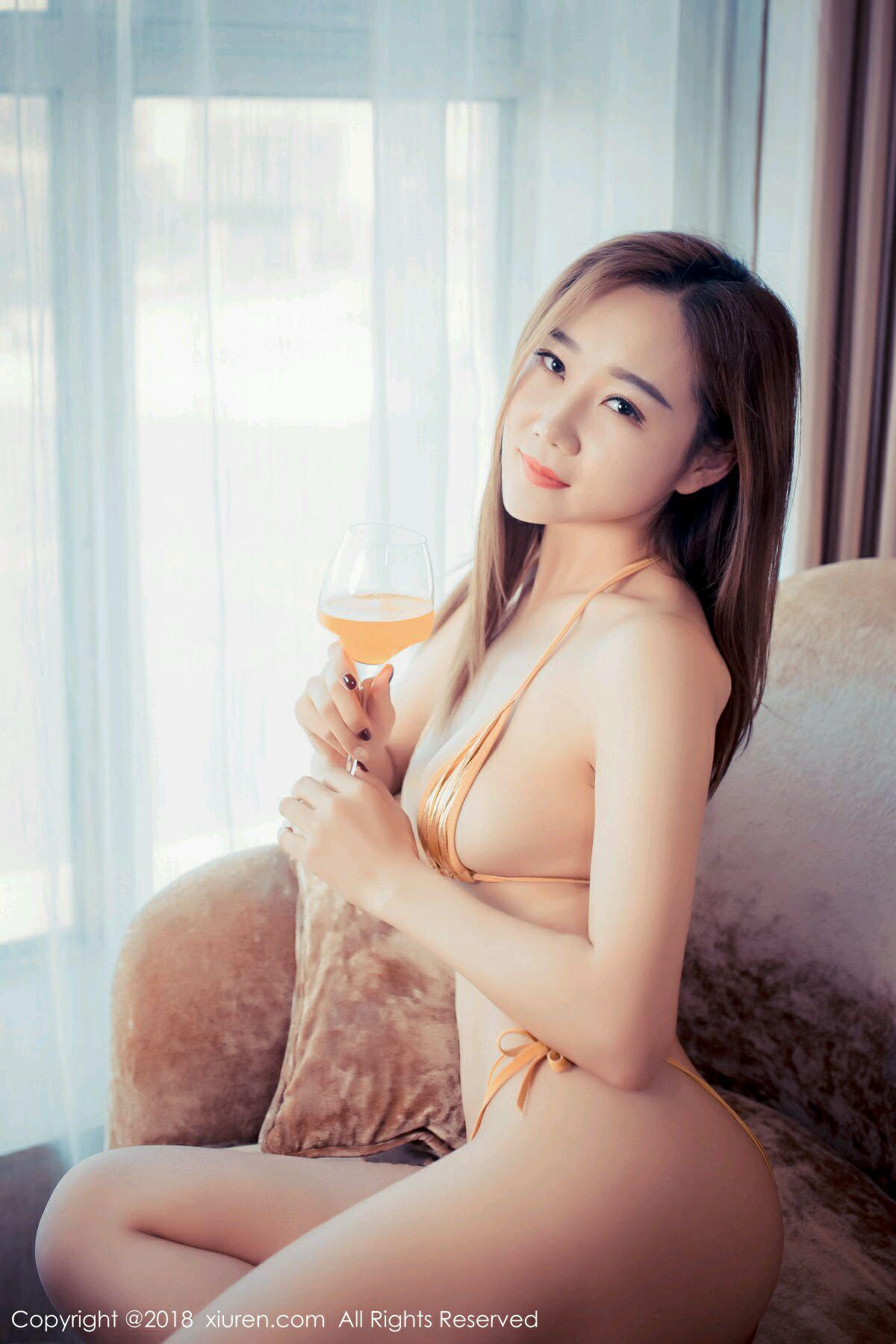 XiuRen No.974 1P, Mian Hua Tang, Xiuren