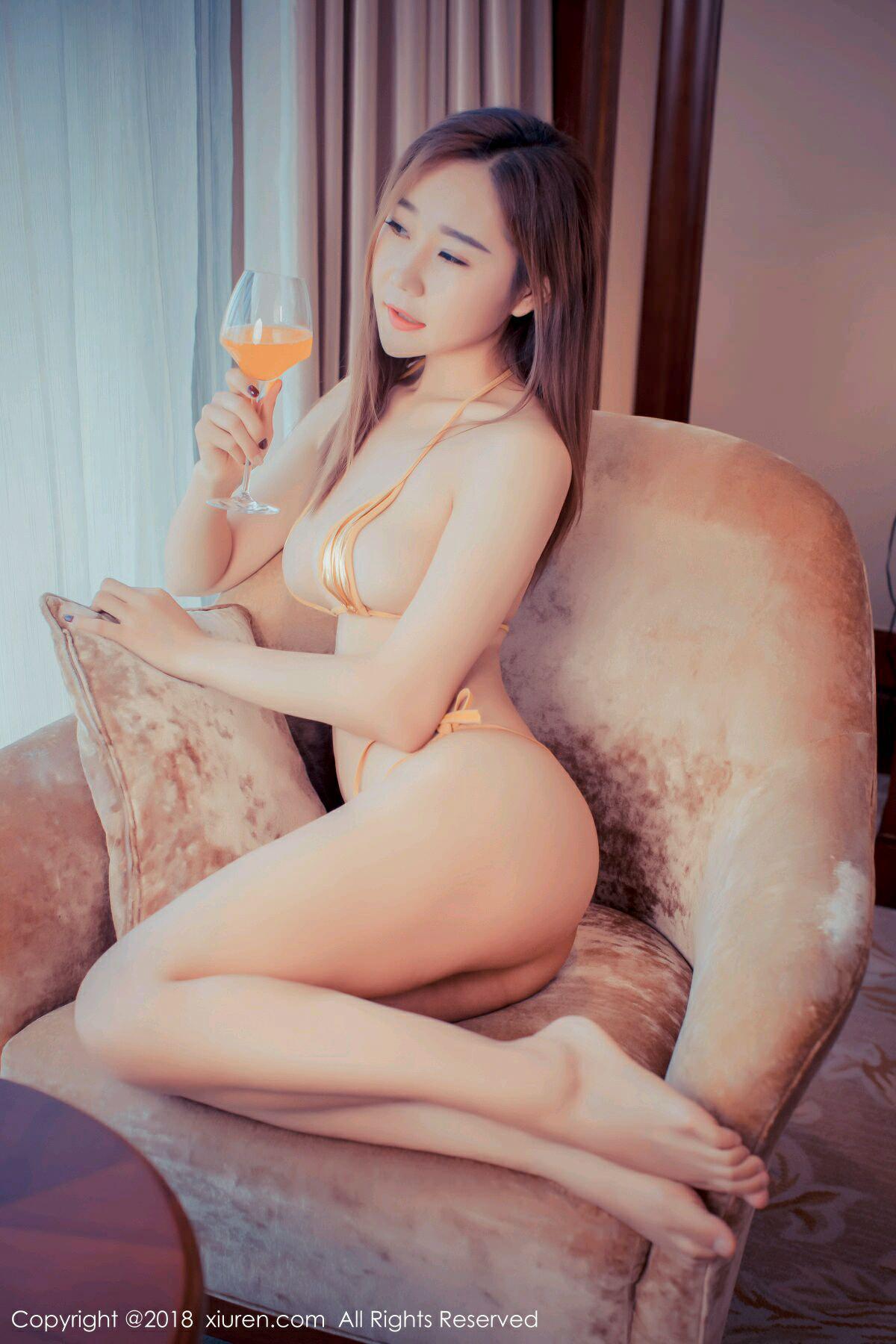 XiuRen No.974 35P, Mian Hua Tang, Xiuren