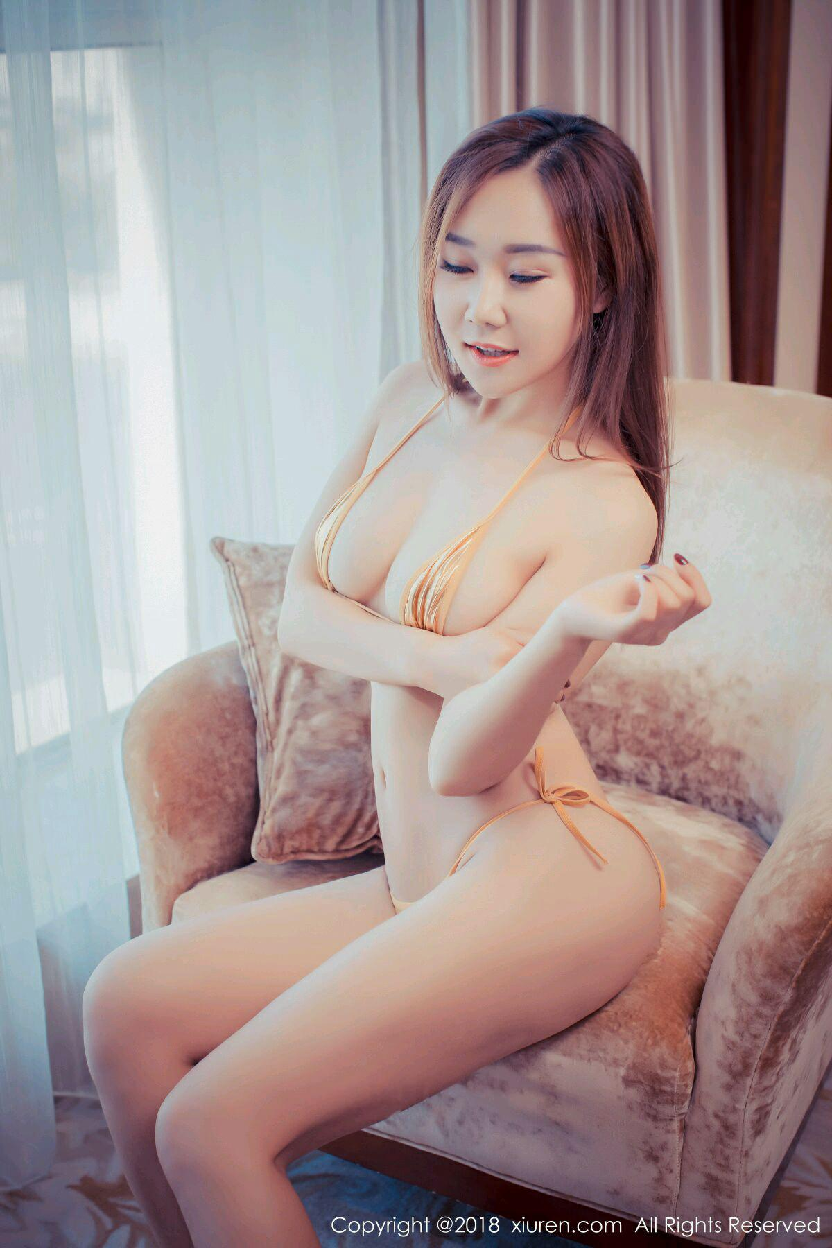 XiuRen No.974 46P, Mian Hua Tang, Xiuren