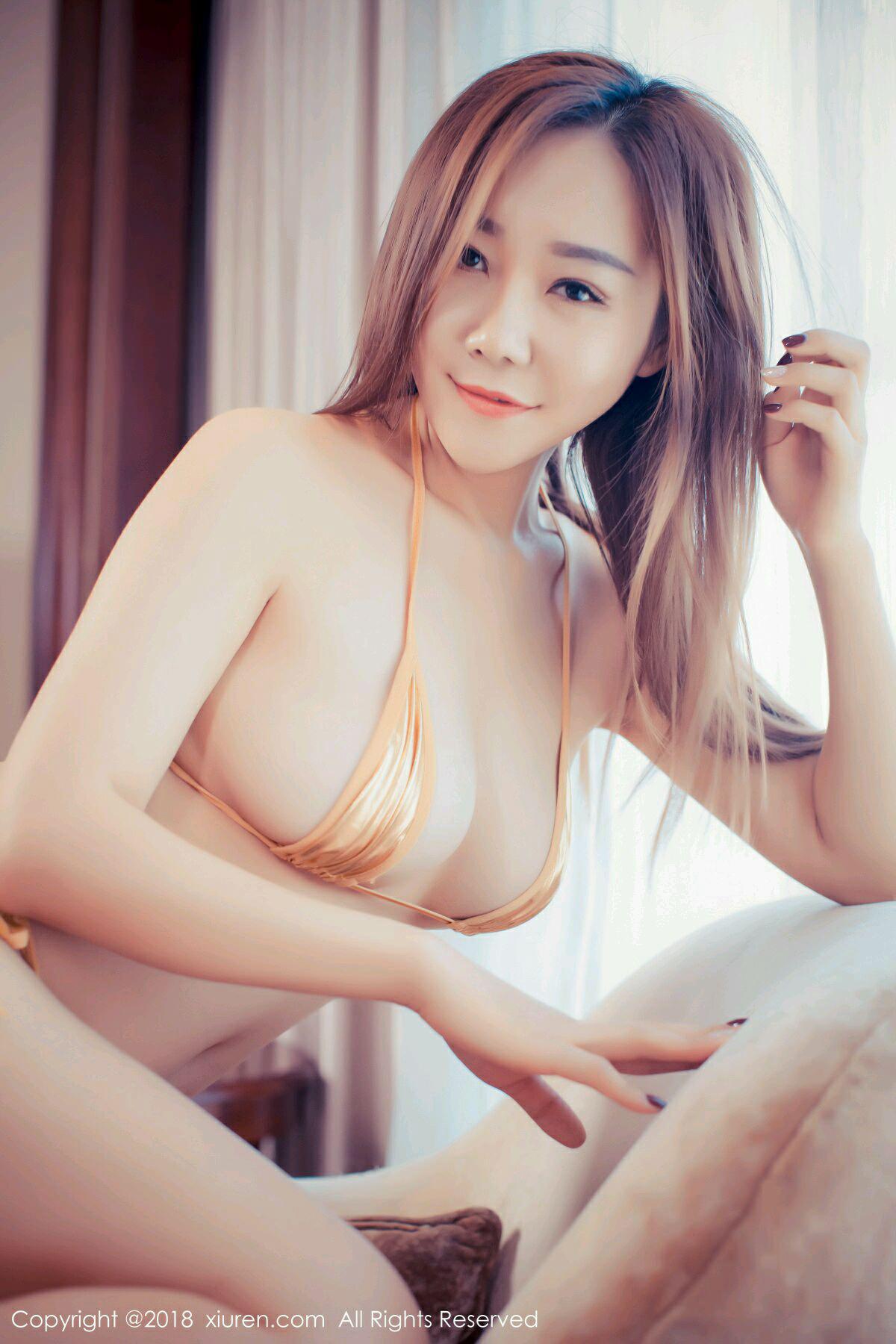 XiuRen No.974 48P, Mian Hua Tang, Xiuren