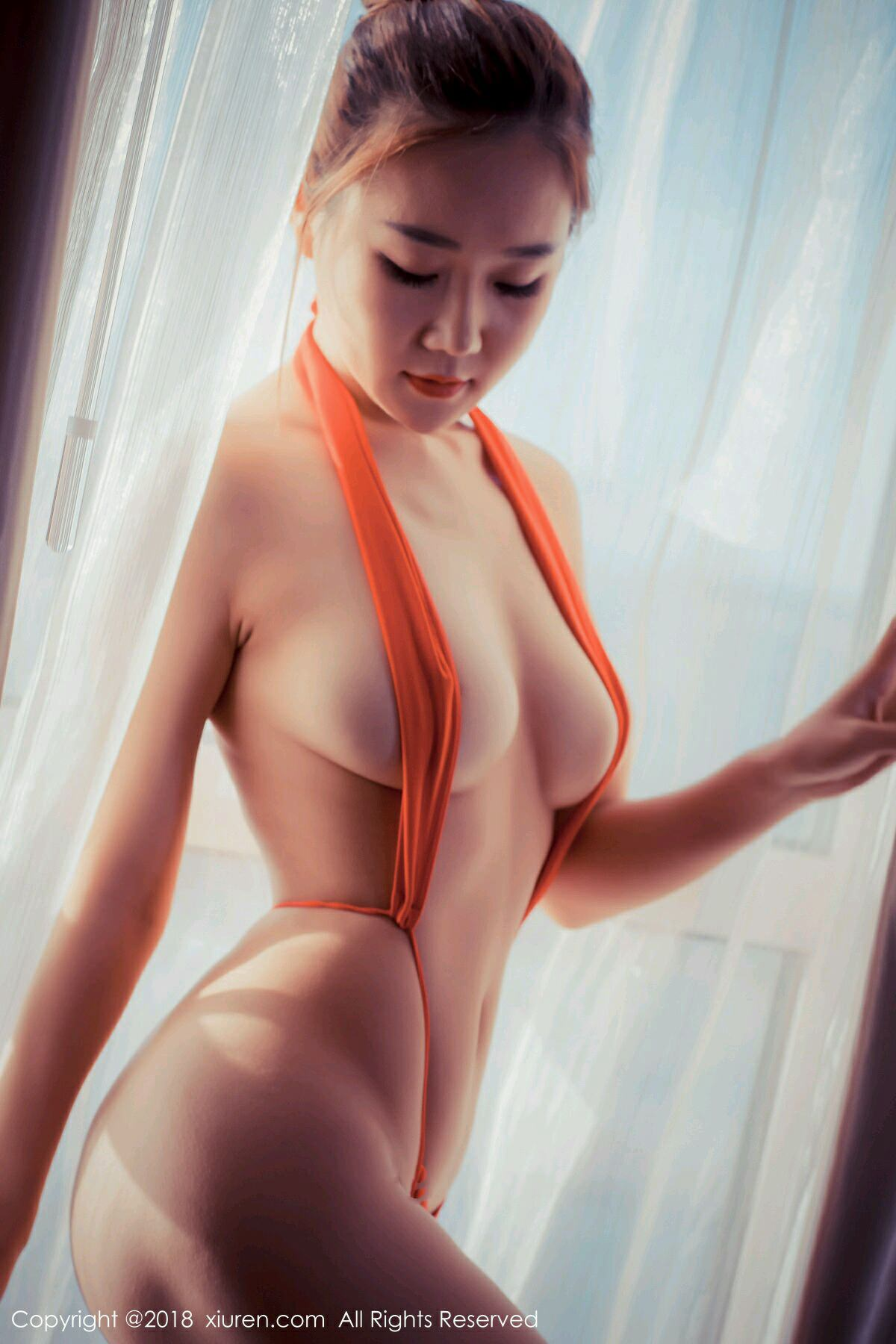 XiuRen No.974 52P, Mian Hua Tang, Xiuren