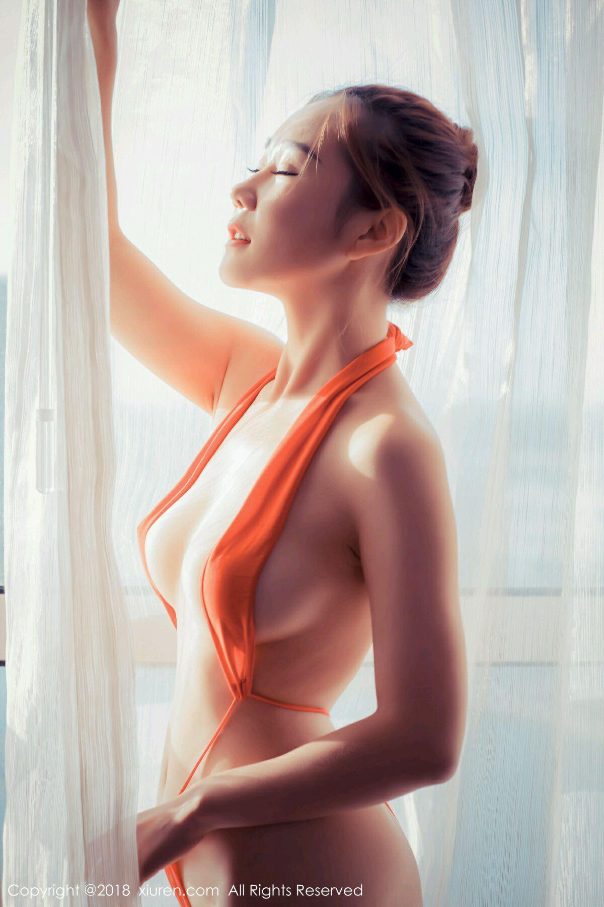 XiuRen No.974 53P, Mian Hua Tang, Xiuren