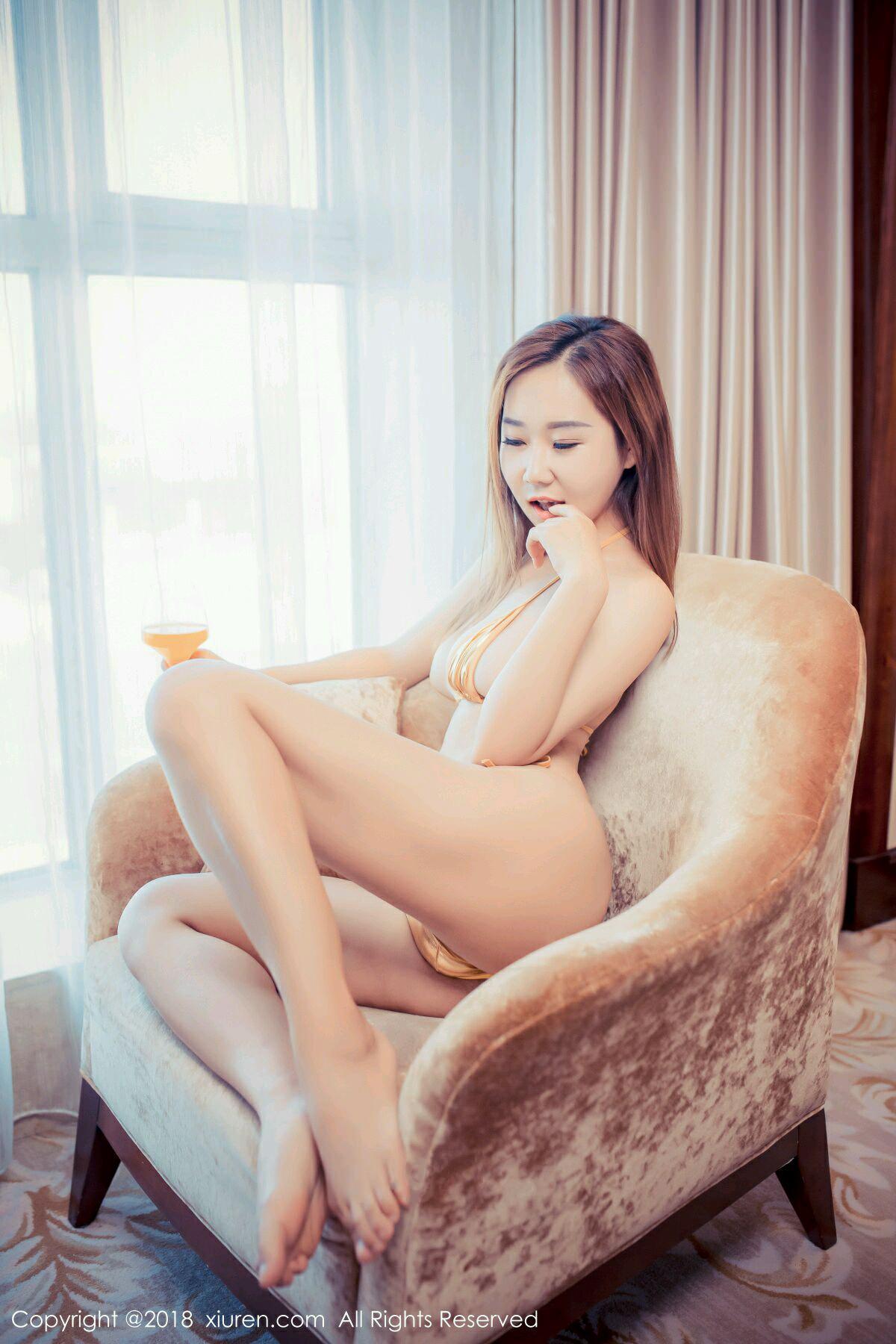 XiuRen No.974 9P, Mian Hua Tang, Xiuren
