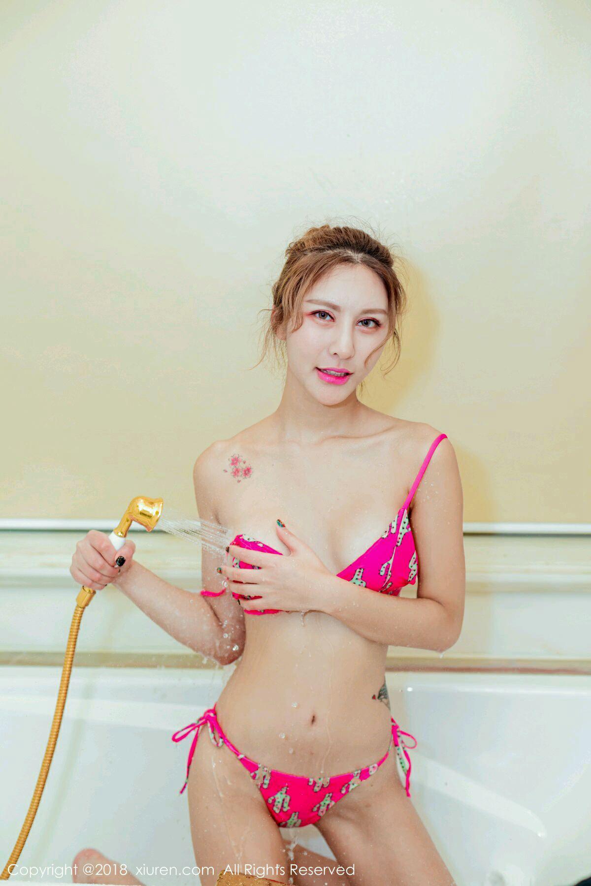 XiuRen No.975 15P, Xiuren, Yan Mei Xi