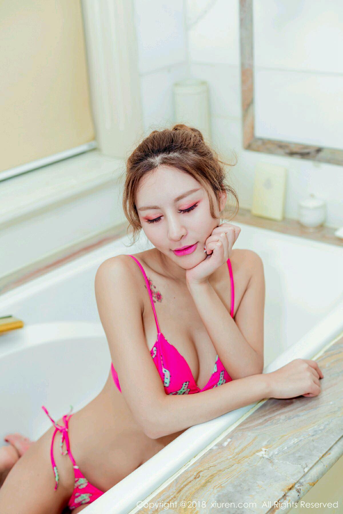 XiuRen No.975 1P, Xiuren, Yan Mei Xi