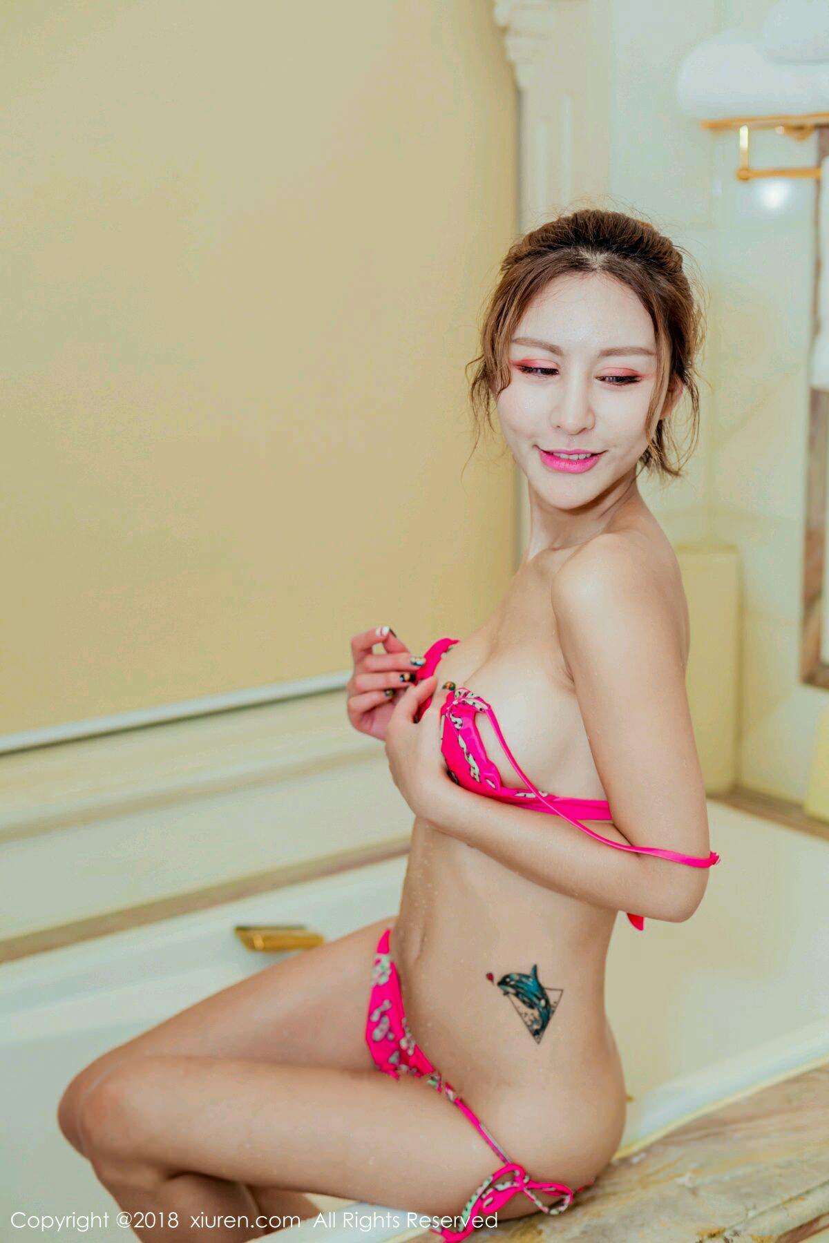 XiuRen No.975 42P, Xiuren, Yan Mei Xi
