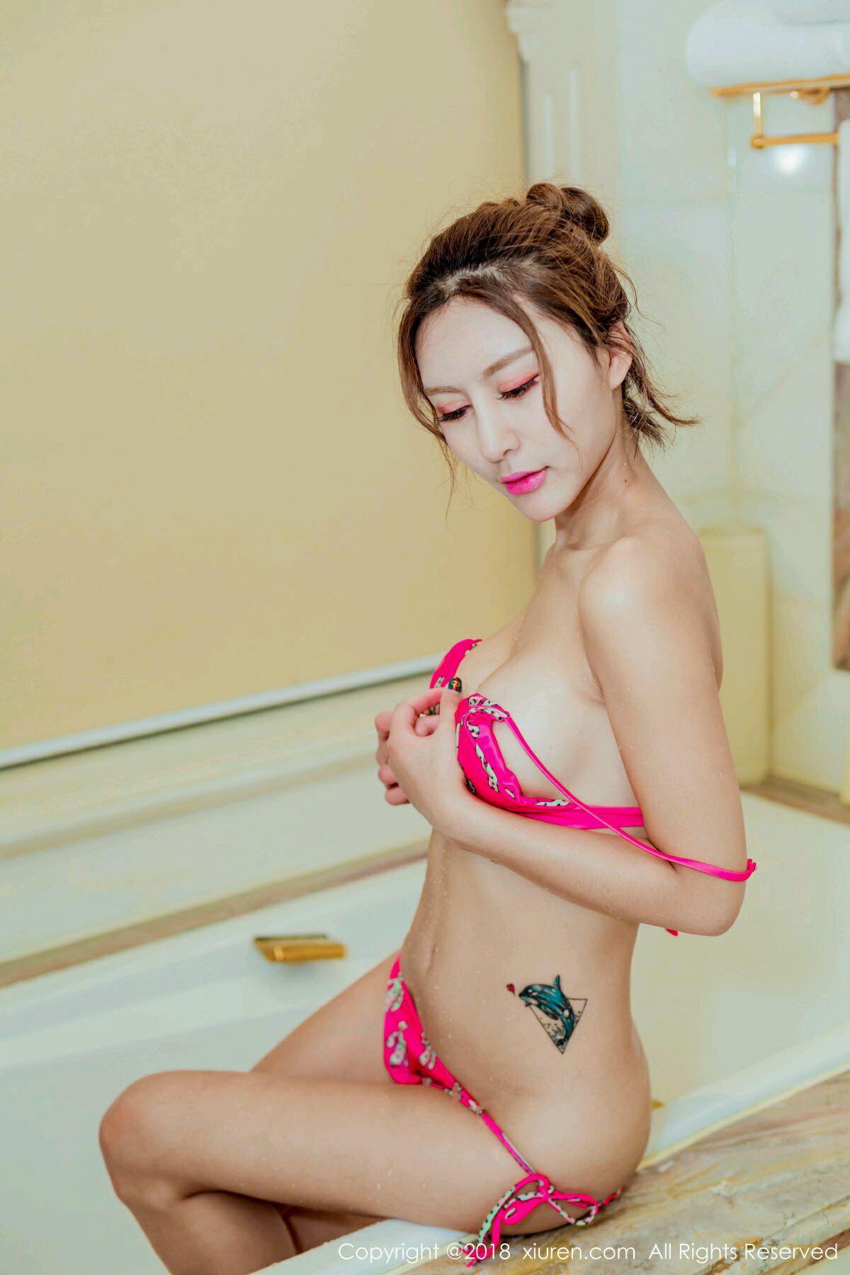 XiuRen No.975 43P, Xiuren, Yan Mei Xi