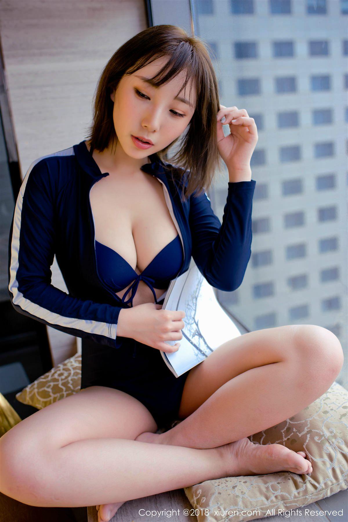 XiuRen No.981 38P, Xiuren, Zhi En