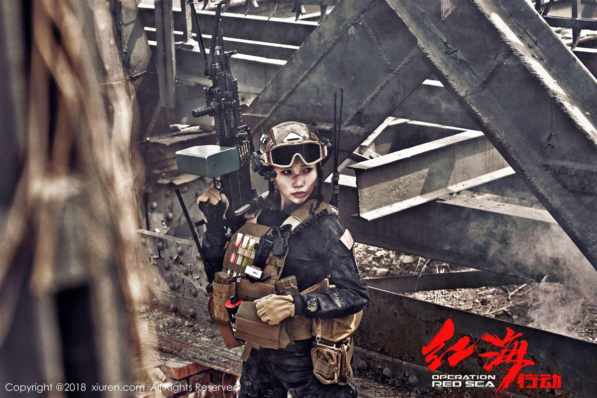 XiuRen No.981 49P, Xiuren, Zhi En