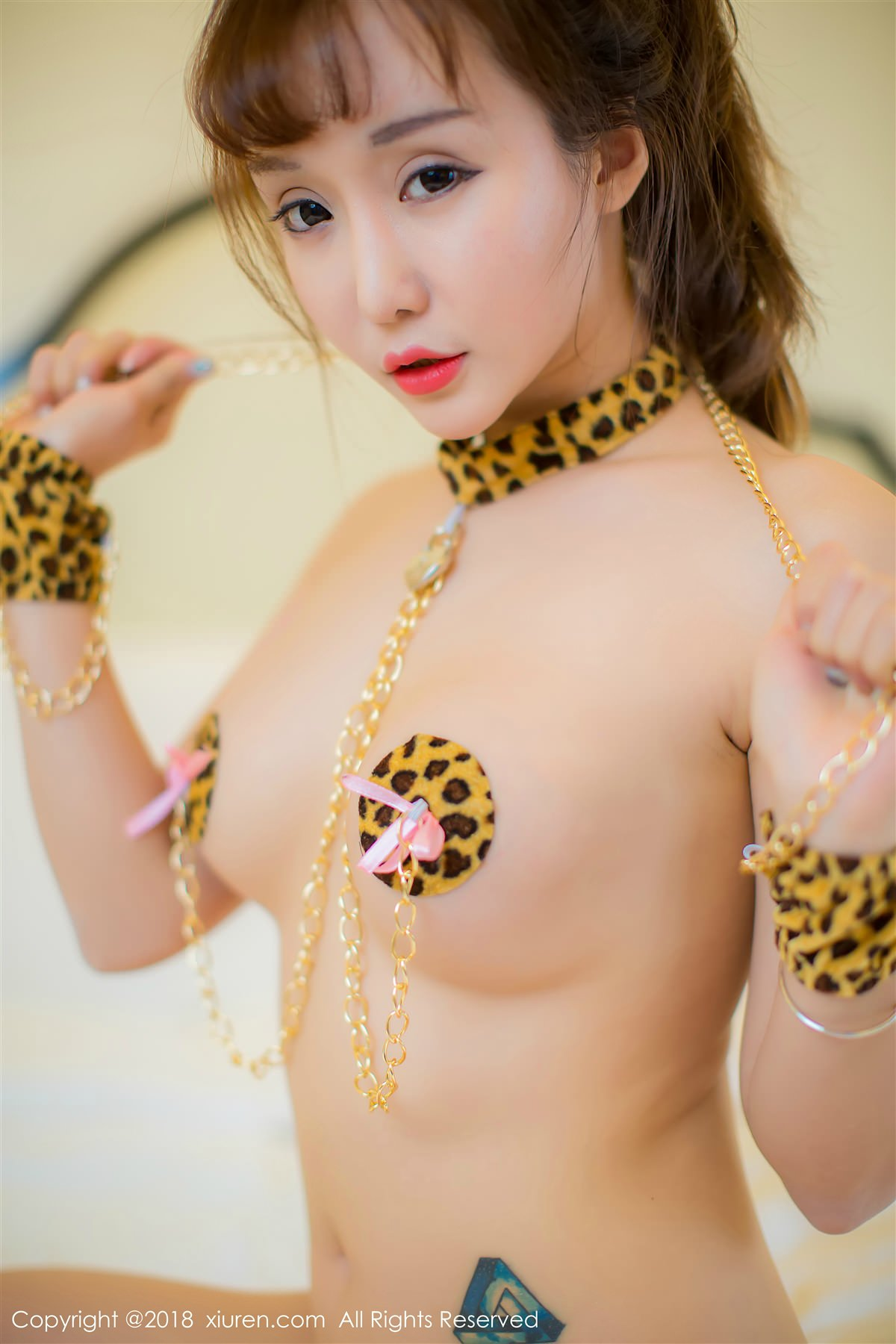 XiuRen No.984 34P, Xian Mi Er, Xiuren