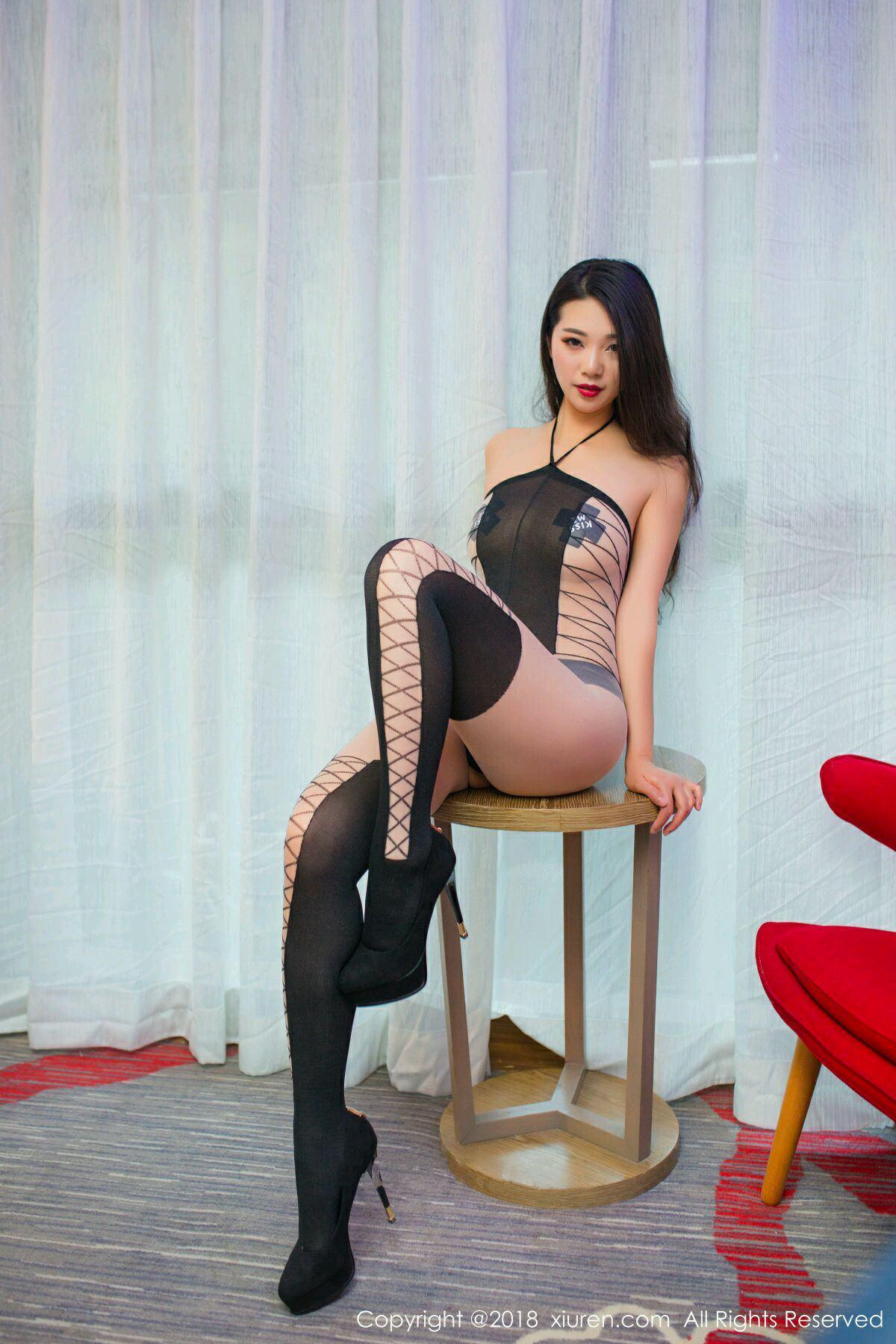 XiuRen No.988 3P, Song Ki Ki, Xiuren