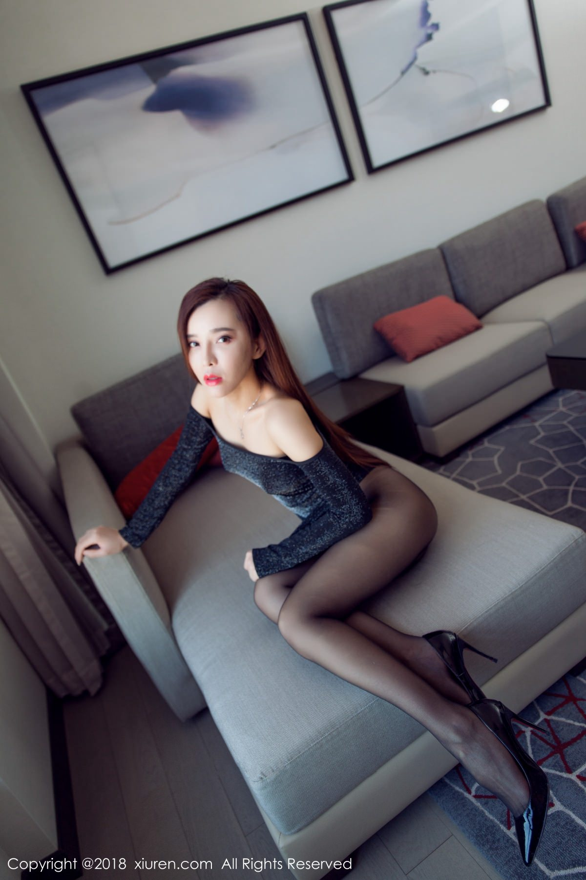 XiuRen No.991 15P, Ai Xiao Qing, Xiuren