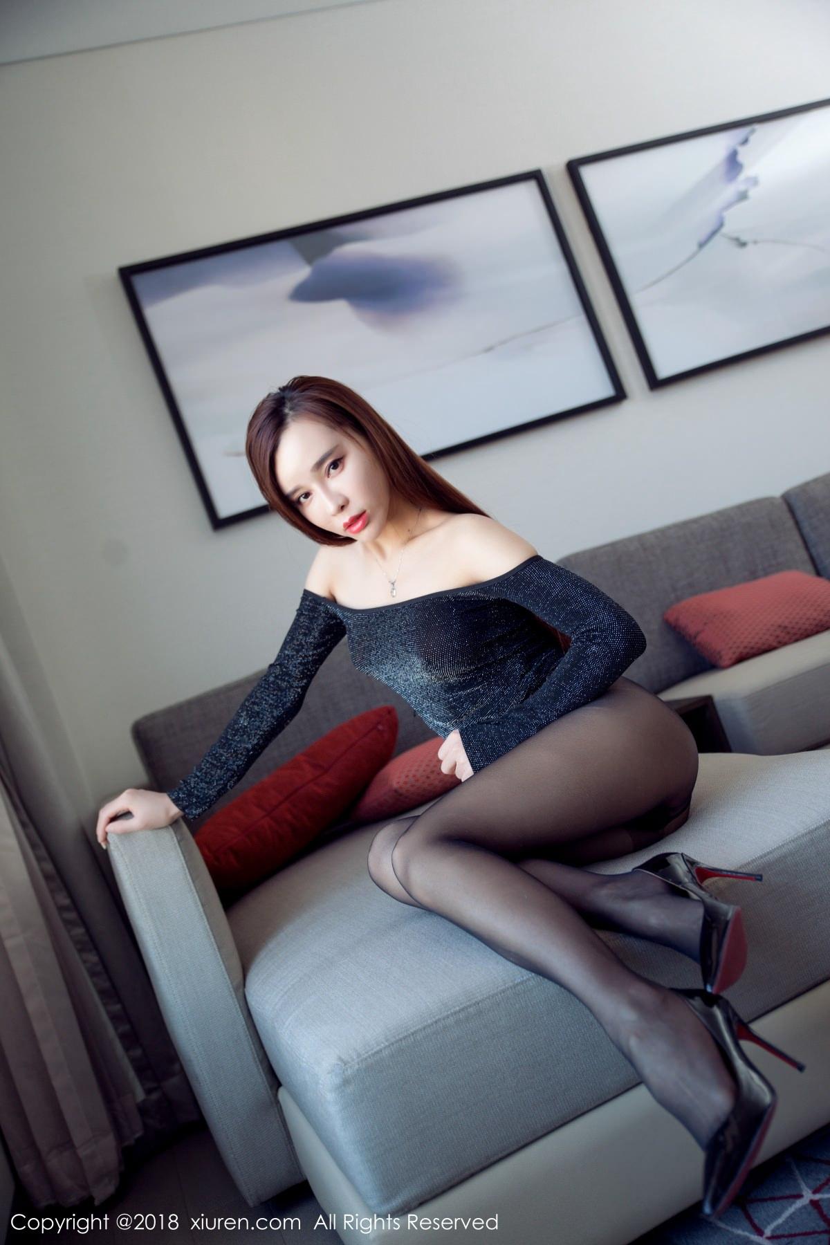 XiuRen No.991 16P, Ai Xiao Qing, Xiuren