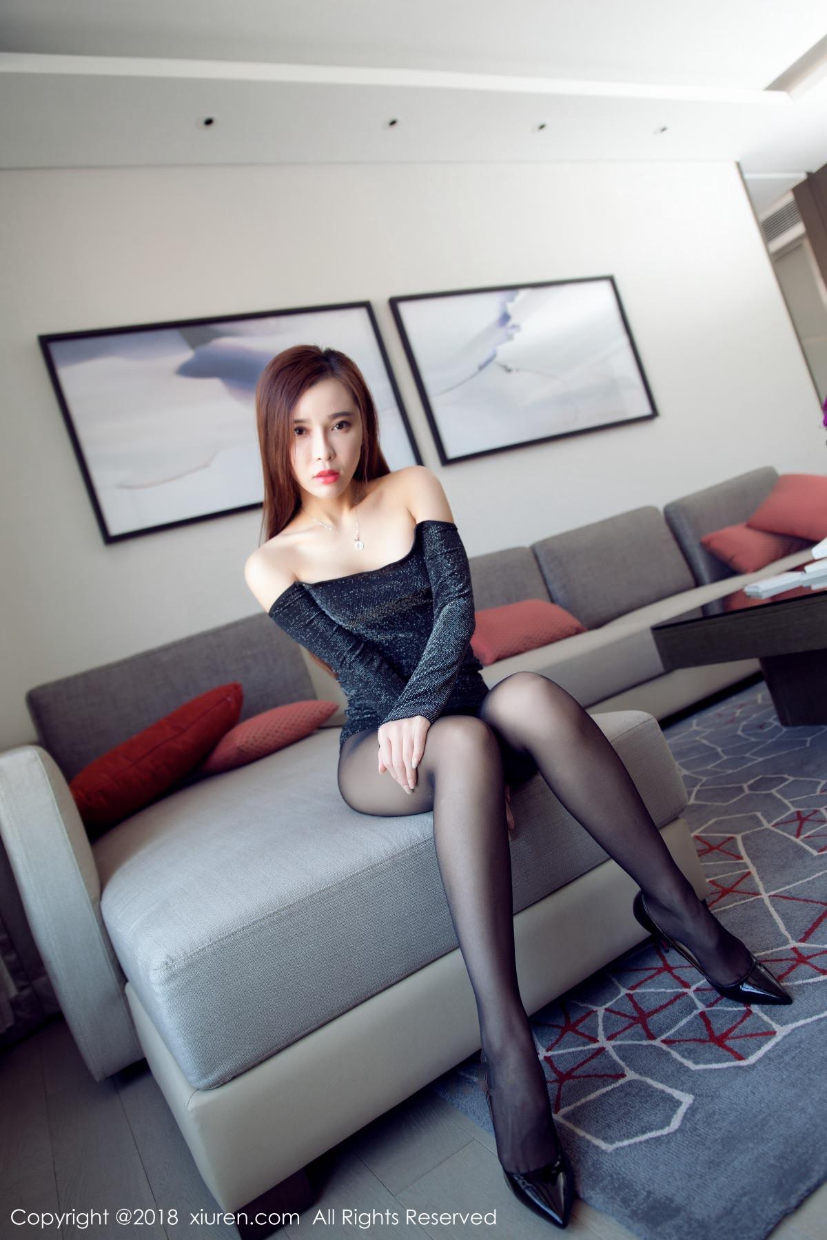 XiuRen No.991 18P, Ai Xiao Qing, Xiuren