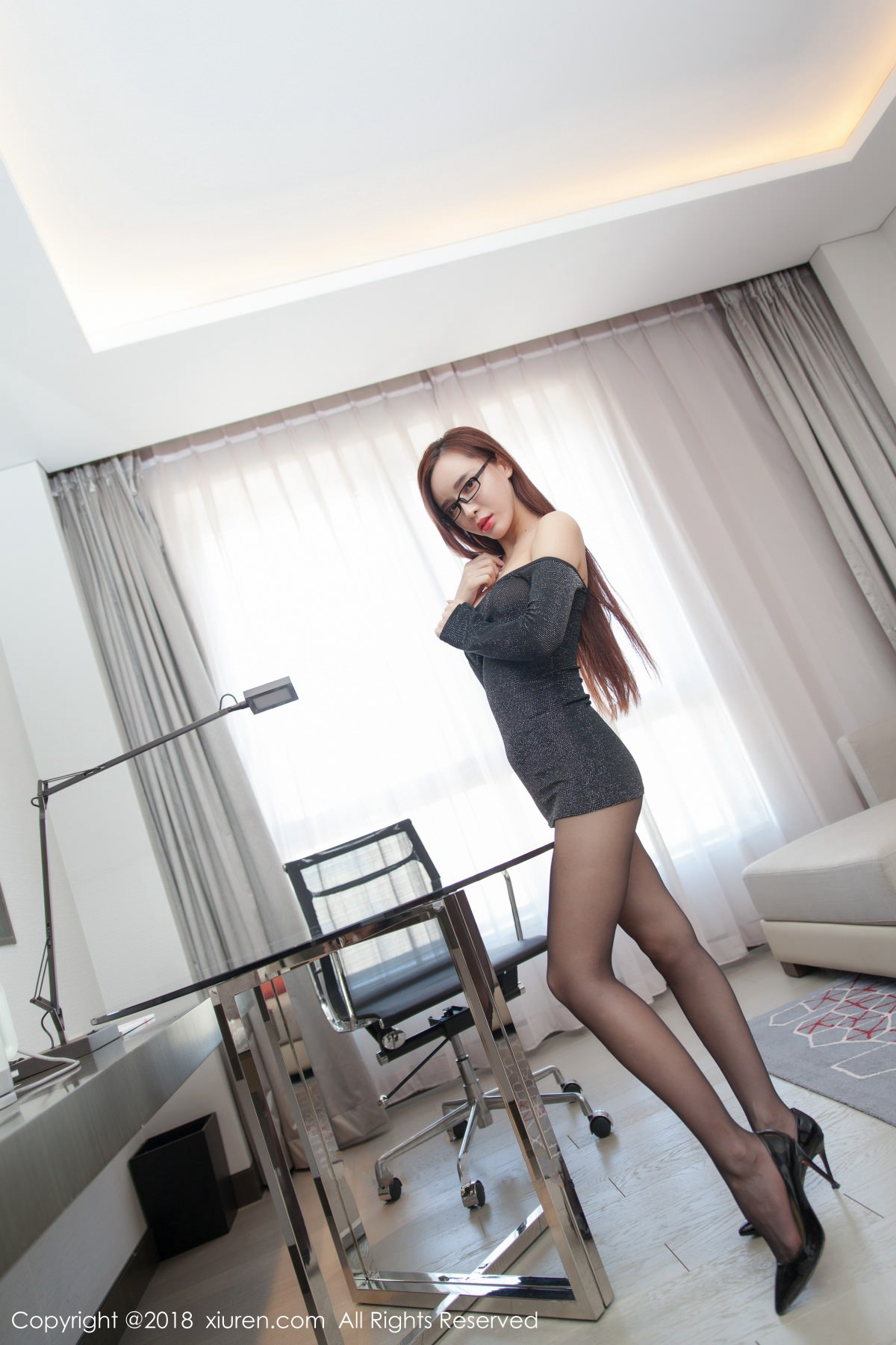 XiuRen No.991 19P, Ai Xiao Qing, Xiuren