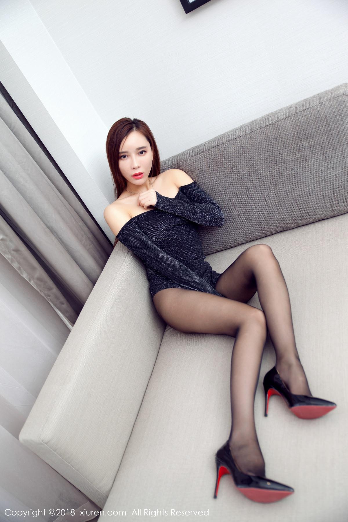XiuRen No.991 21P, Ai Xiao Qing, Xiuren