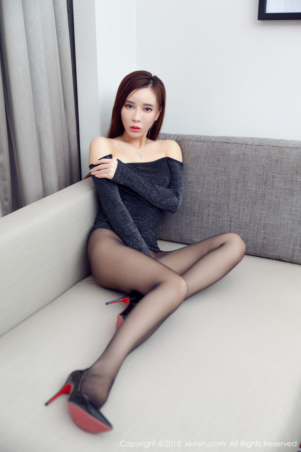 XiuRen No.991 22P, Ai Xiao Qing, Xiuren