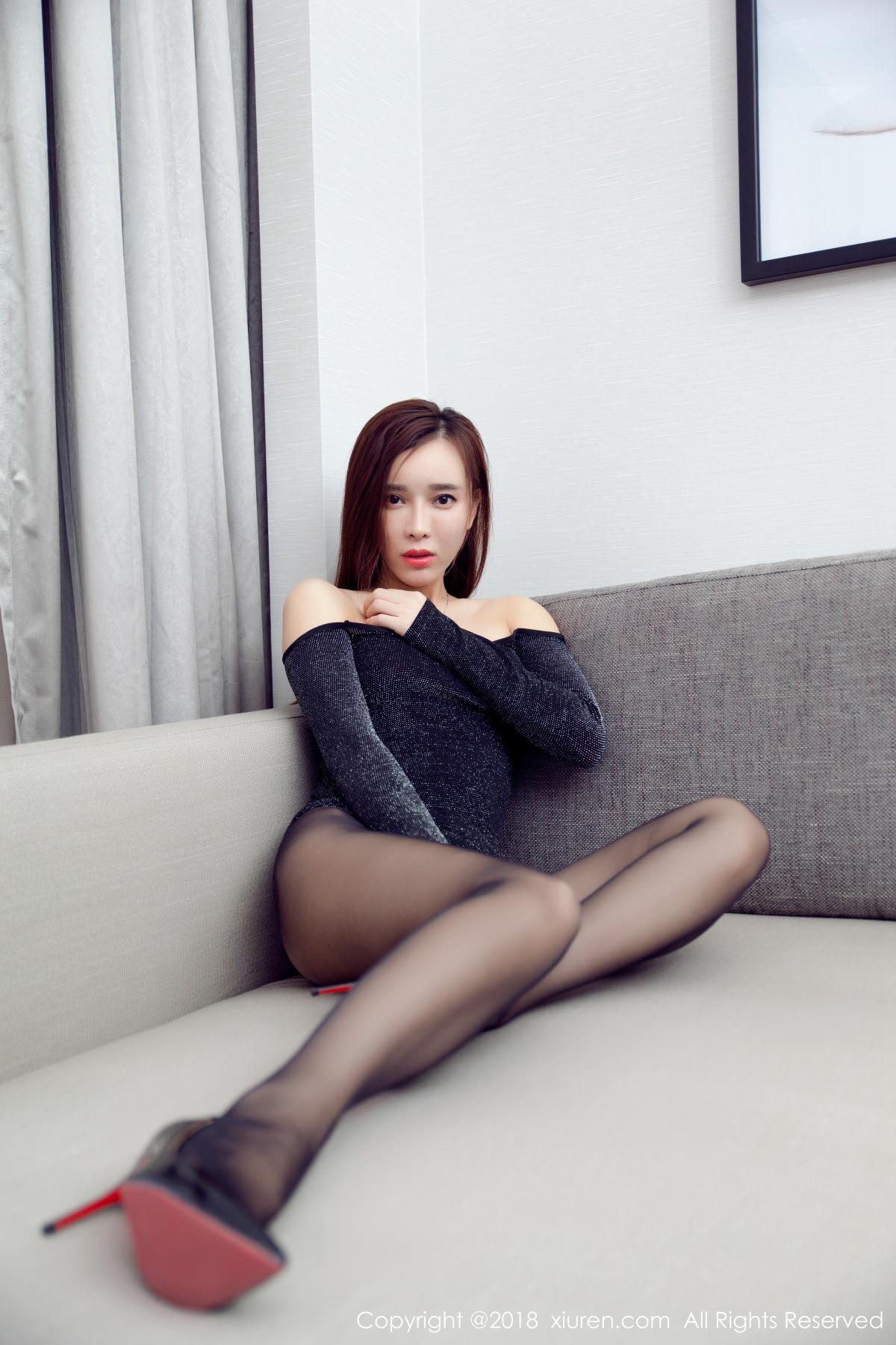 XiuRen No.991 23P, Ai Xiao Qing, Xiuren