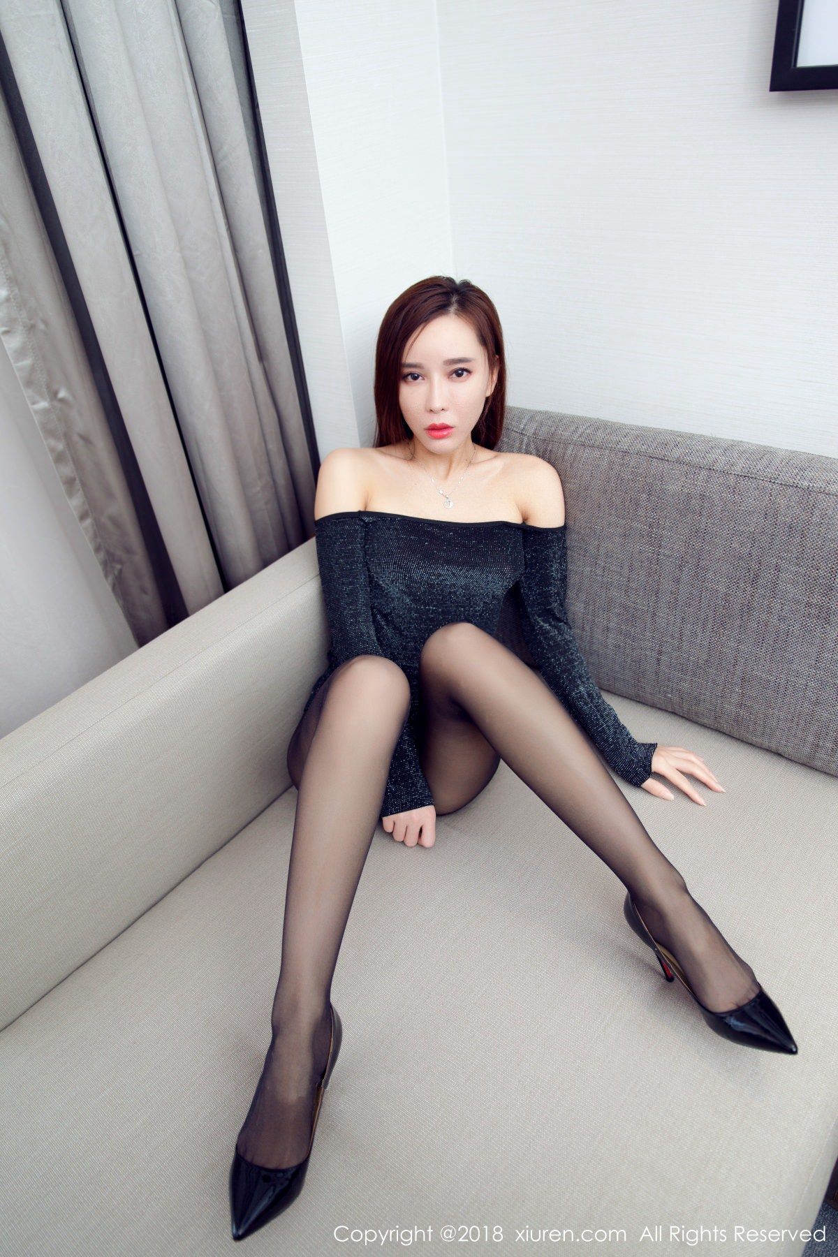 XiuRen No.991 27P, Ai Xiao Qing, Xiuren